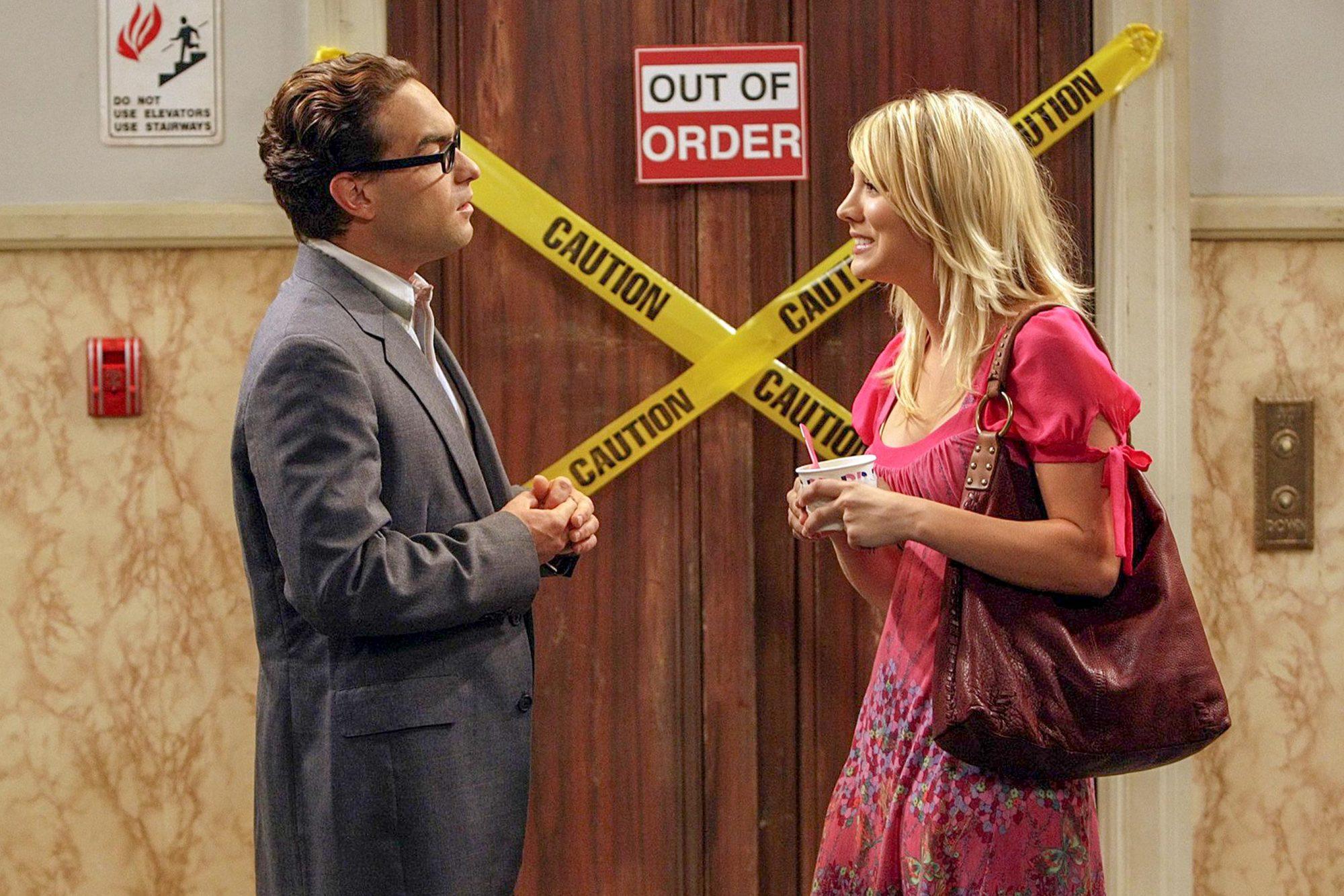The Big Bang TheorySeason 1, Episode 17 The Tangerine Factor