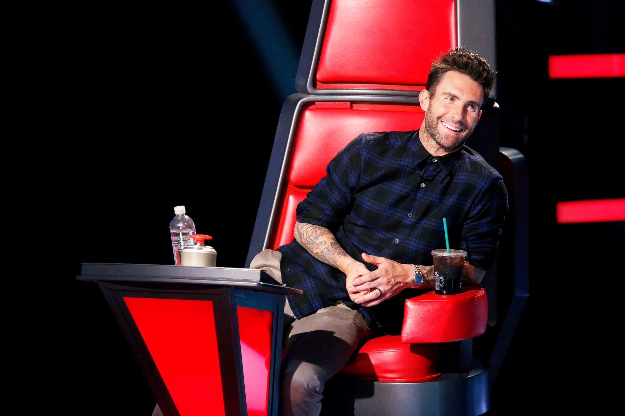 Adam Levine reportedly 'didn't like the changes' to 'The Voice' format last season | EW.com