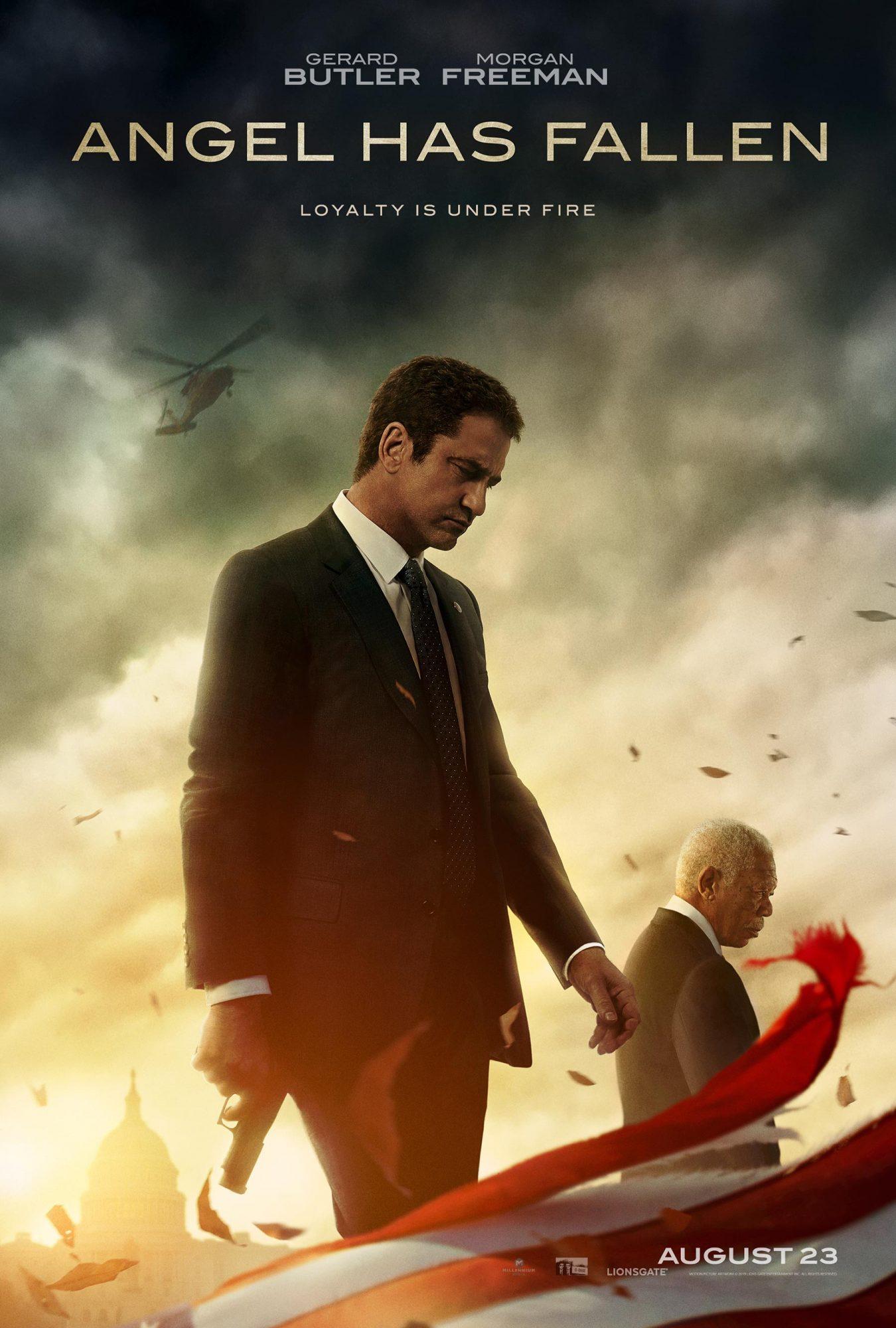 ANGEL HAS FALLEN key art CR: Lionsgate