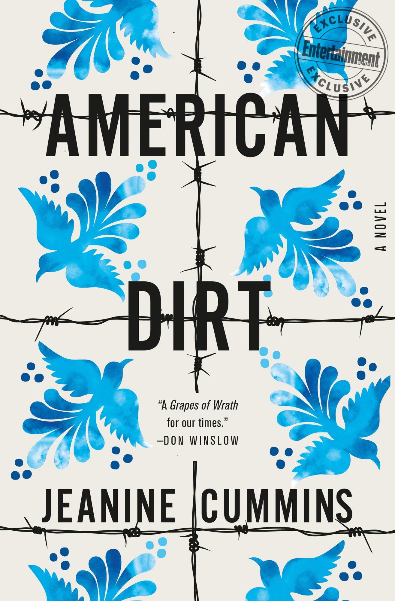 American Dirt by Jeanine Cummings CR: Flatiron Books