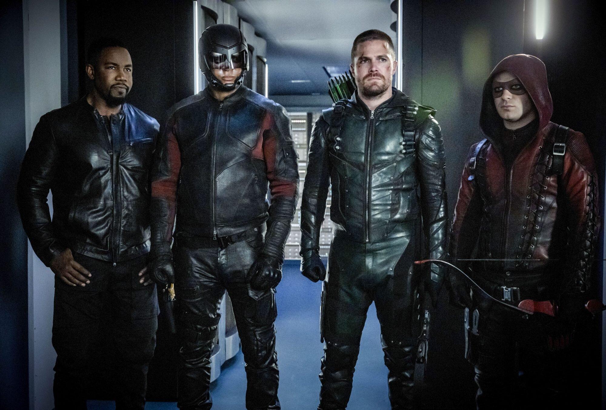 Arrow Finale Recap Season 7 Episode