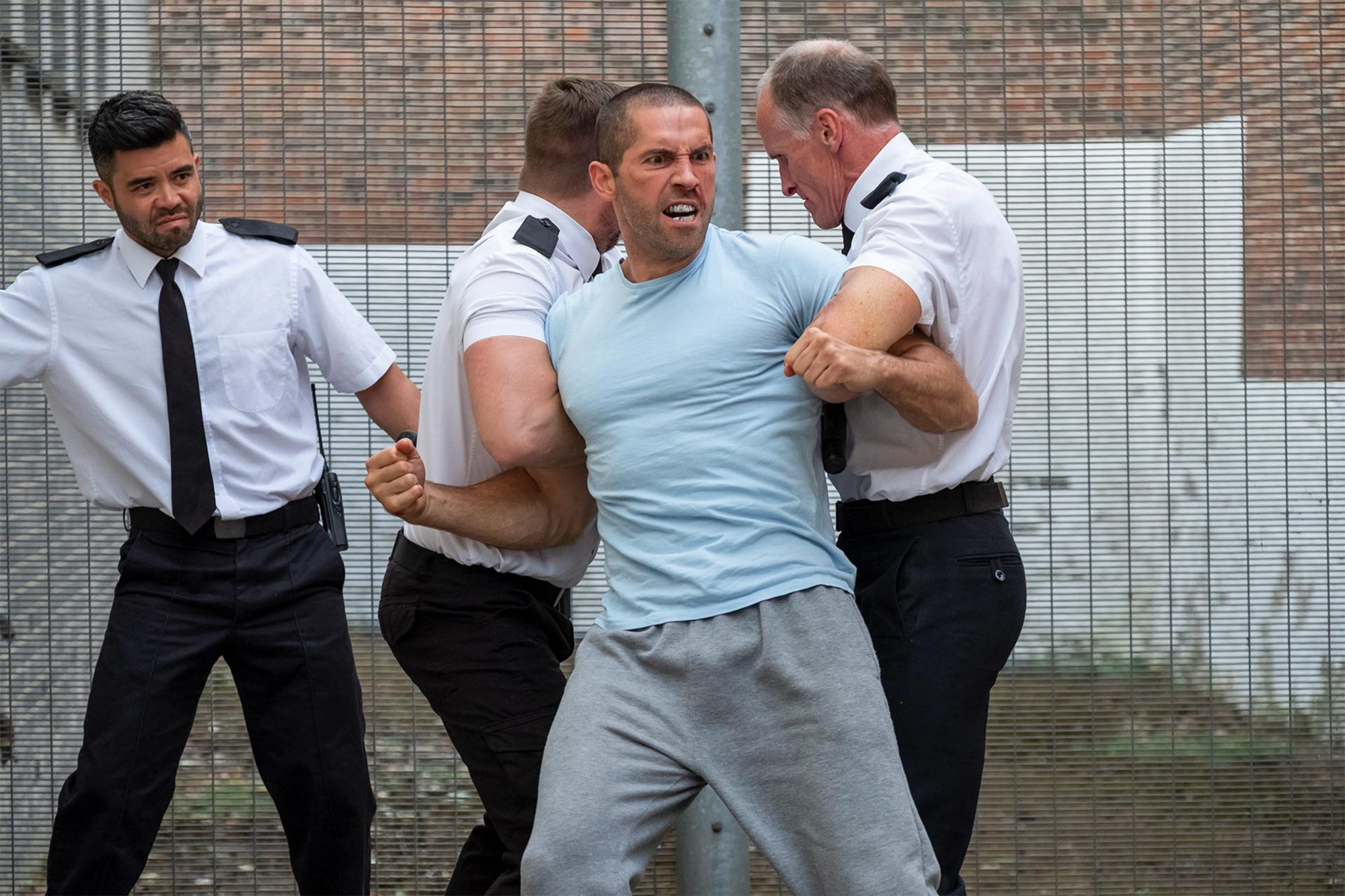 Avengement (2019) Scott Adkins CR: Samuel Goldwyn Films