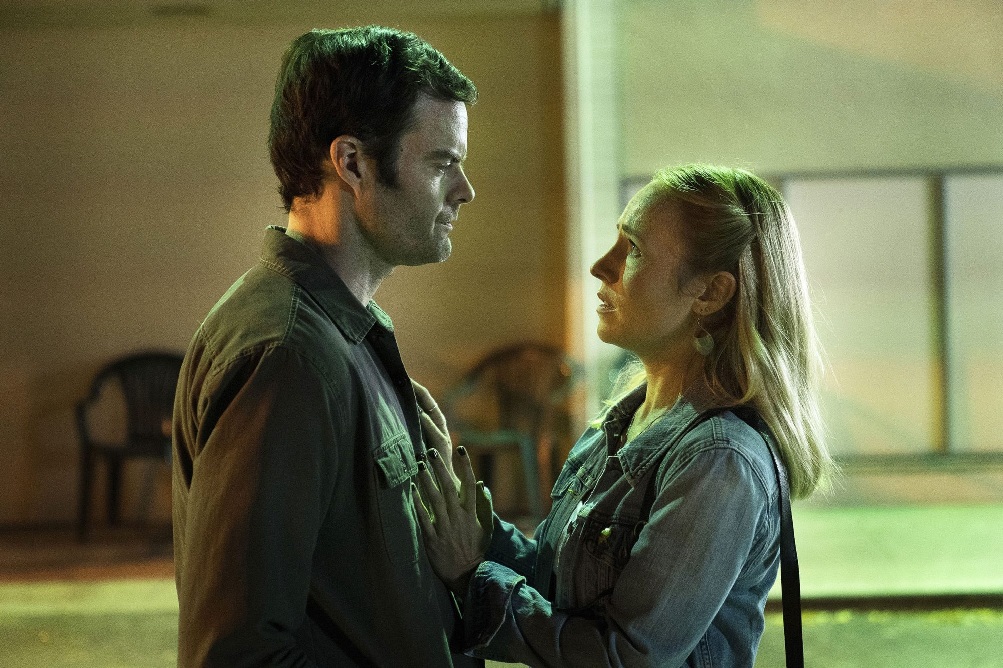 Barry Season 2 Pictured: Bill Hader, Sarah Goldberg CR: Isabella Vosmikova/HBO