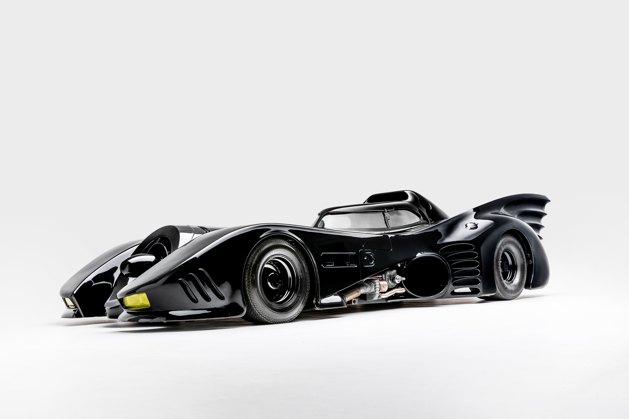 Batman (1989) and Batman Returns (1992) Batmobile