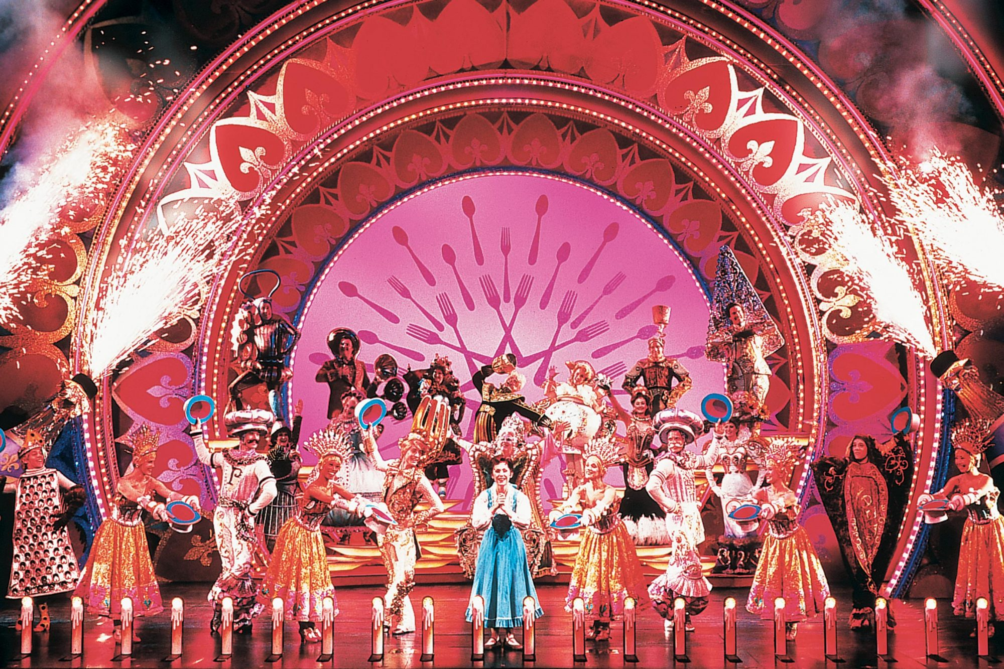 Beauty and the Beast (on Broadway - original 1993 run) CR: Joan Marcus