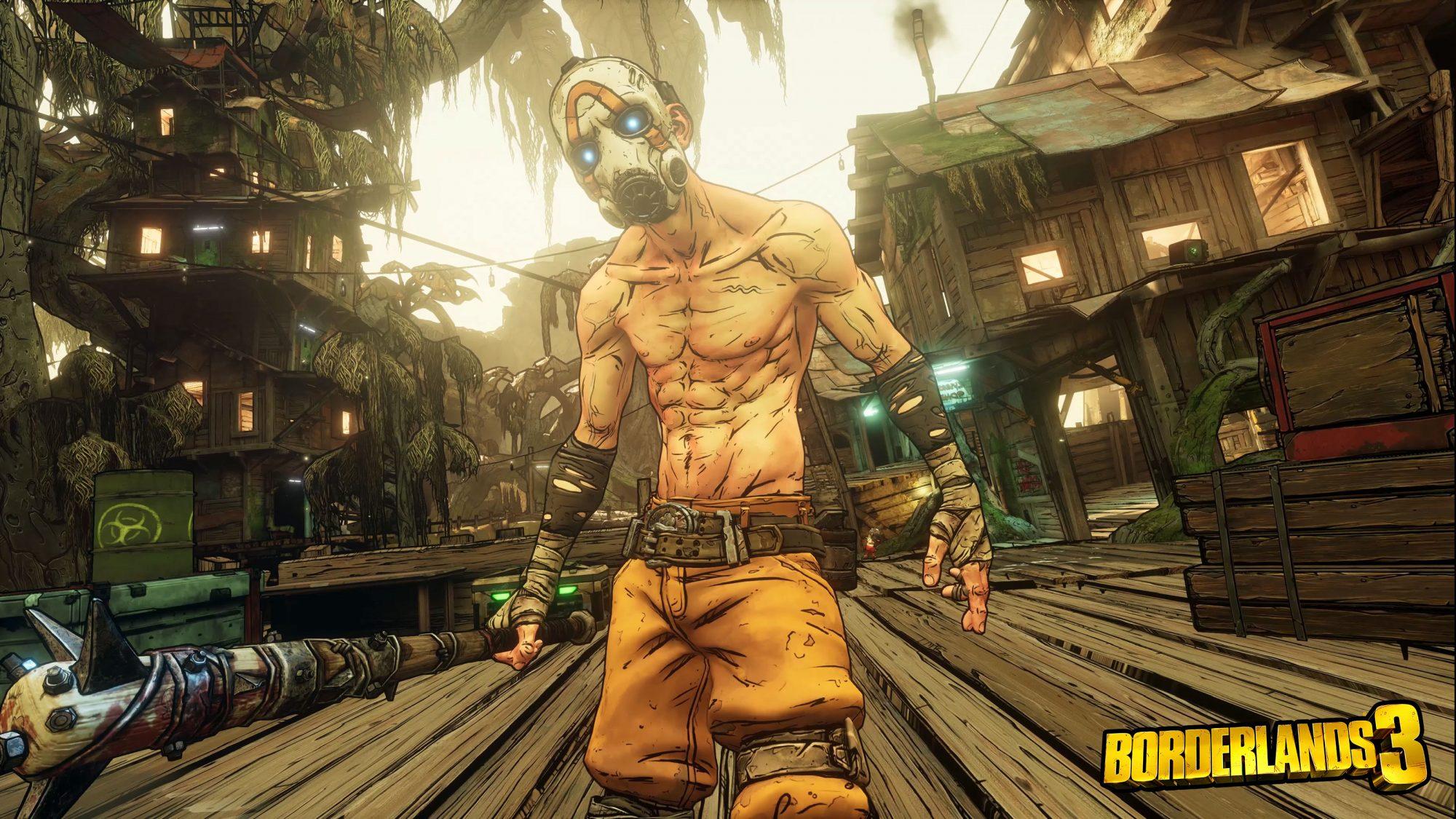 Borderlands 3 CR: Gearbox Software/2K Games