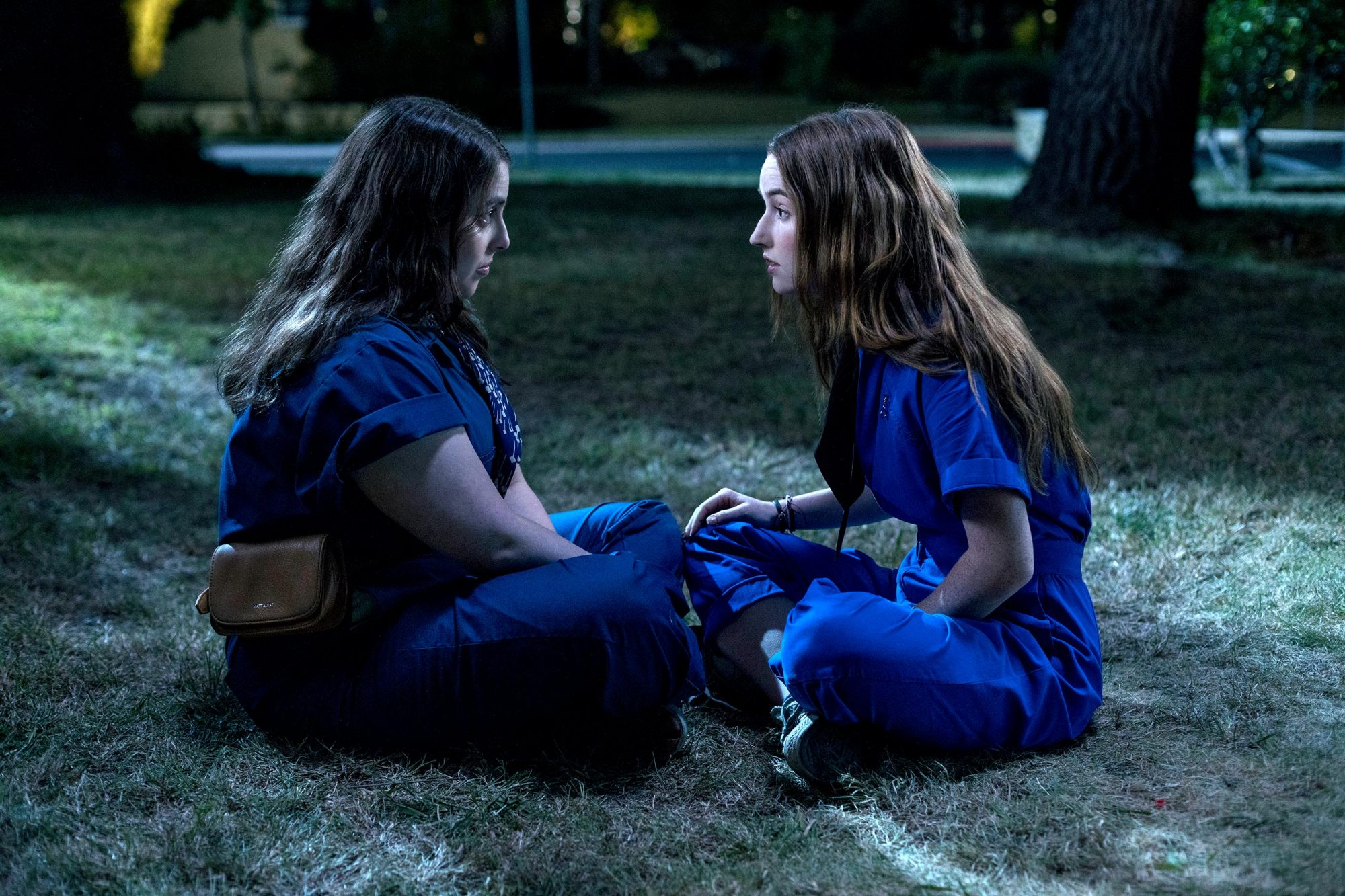 Amy and Molly (Booksmart, 2019)