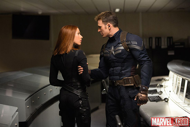 The relationship of Cap (Evans) and Black Widow (Scarlett Johansson) will be central to the film, as the trailer has already shown the two are…