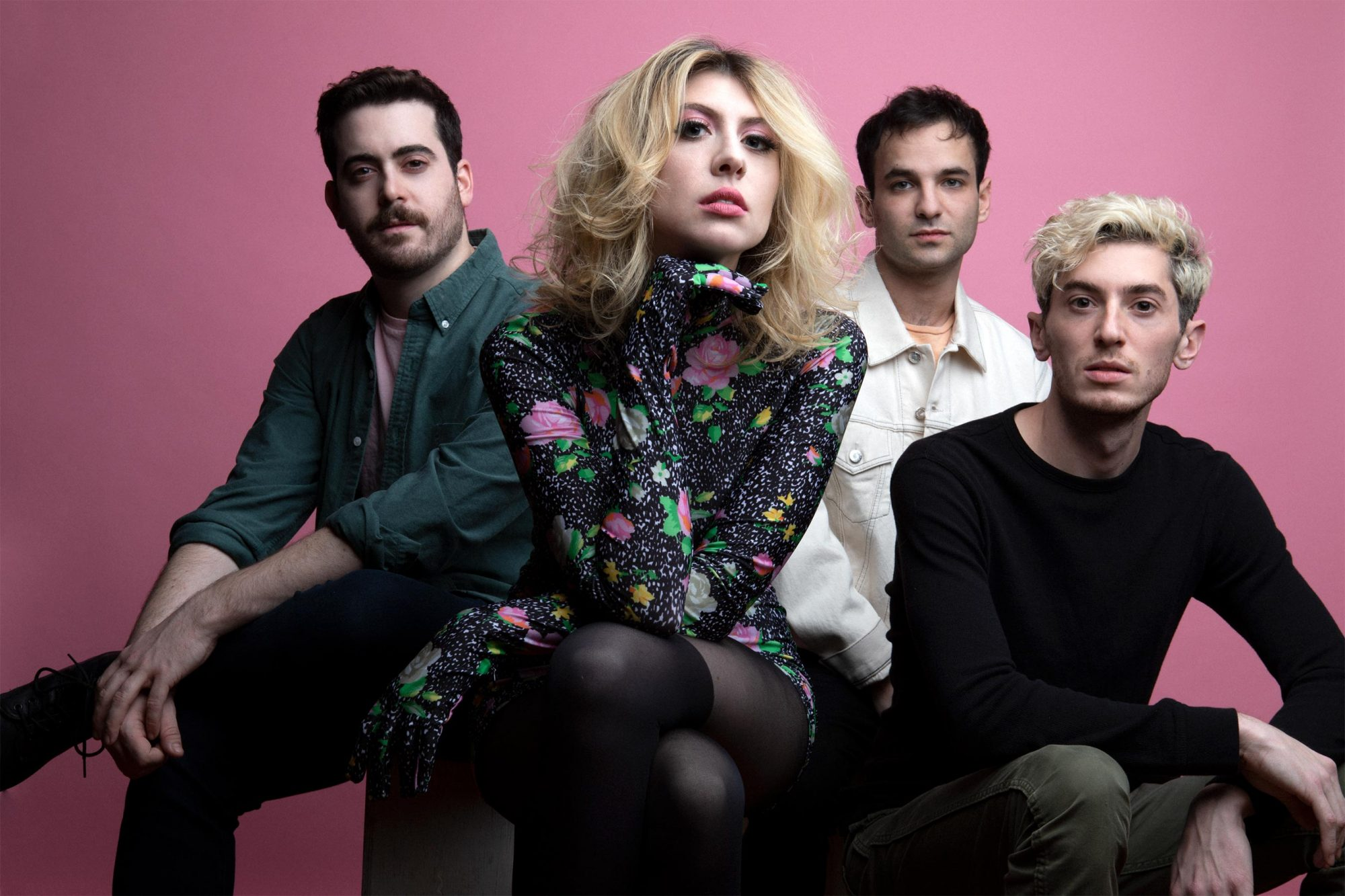 Charly Bliss (2019)PublicityCR: Red Light Management