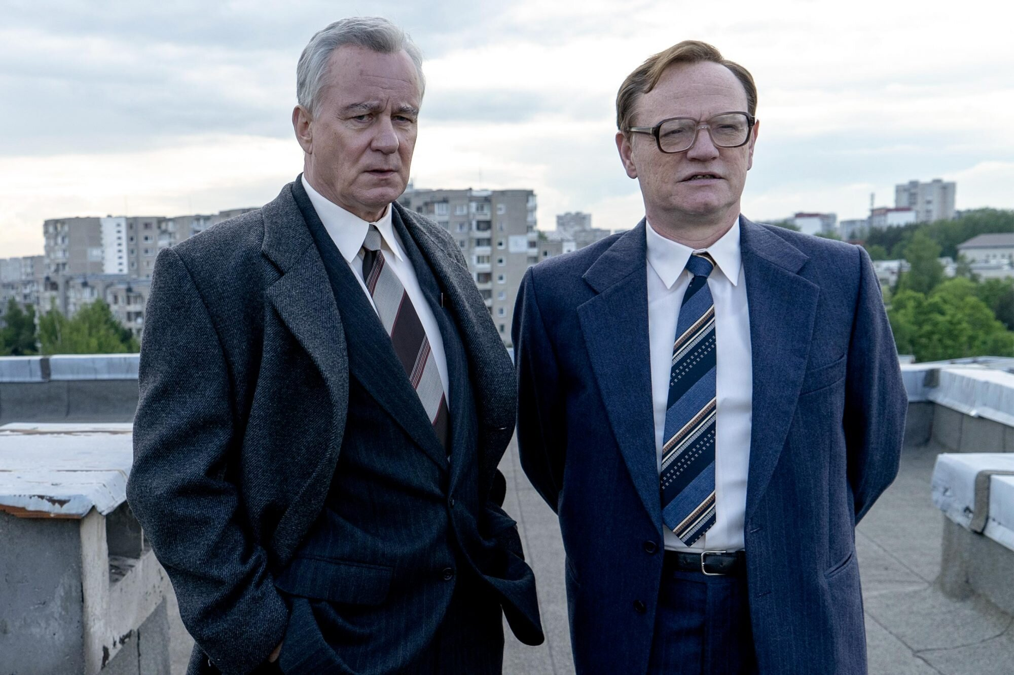 Chernobyl review: HBO is totally bleak and totally essential: EW ...
