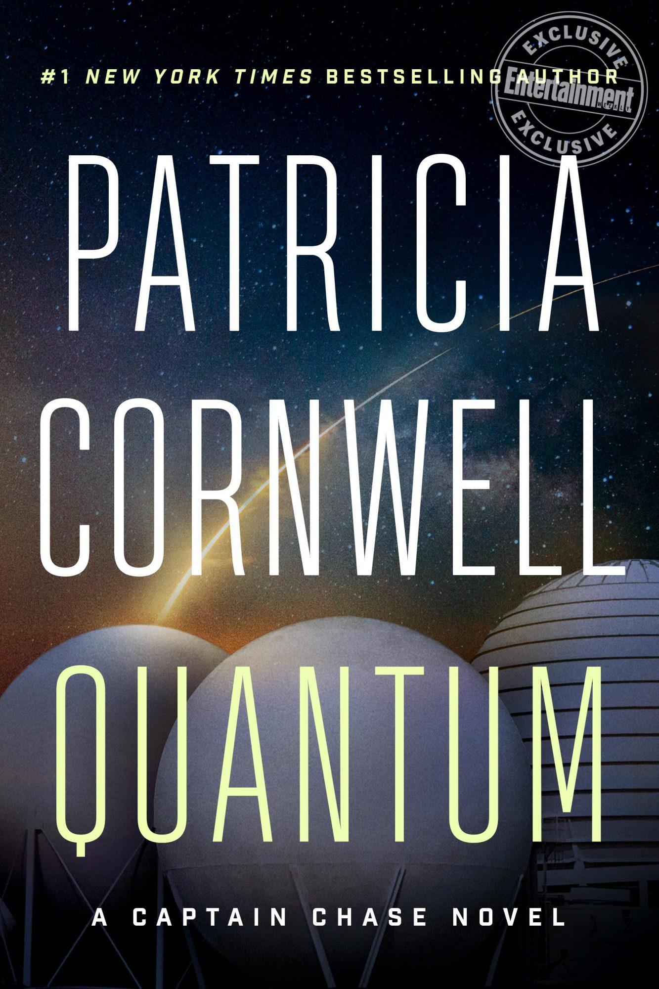 Quantum by Patricia Cornwell CR: Thomas & Mercer