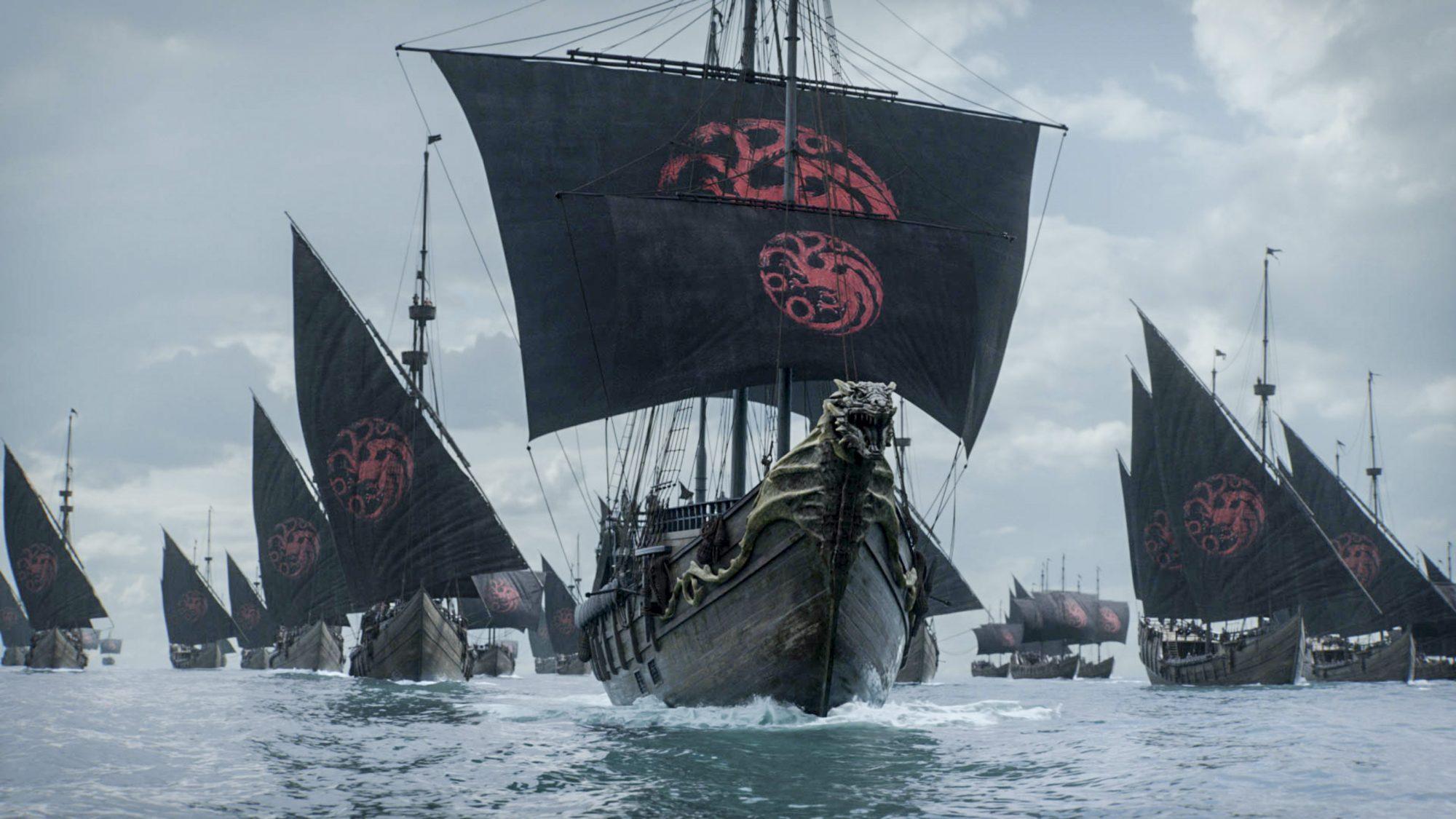 Game of Thrones Season 8, Episode 4 Photo: Courtesy of HBO