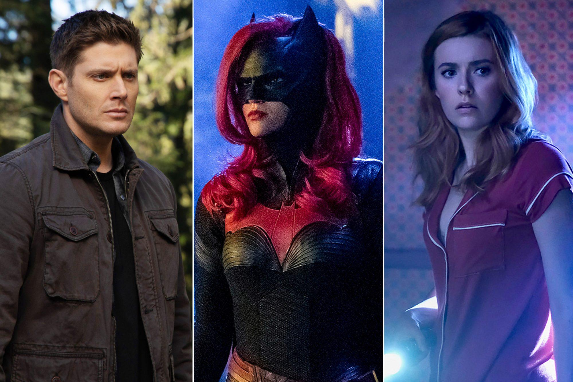 Supernatural, Batwoman, Nancy Drew