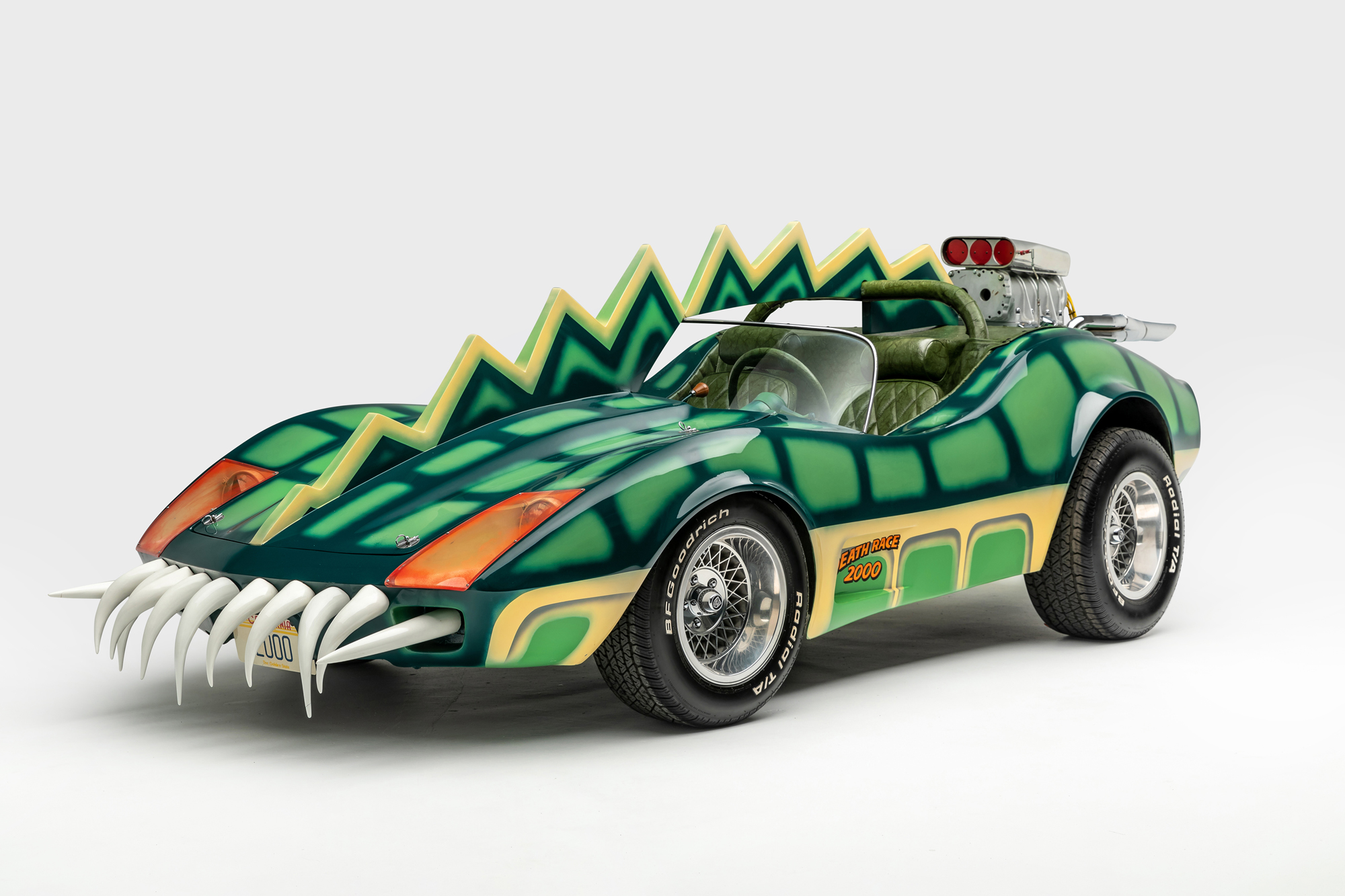 The Alligator — Death Race 2000 (1975)