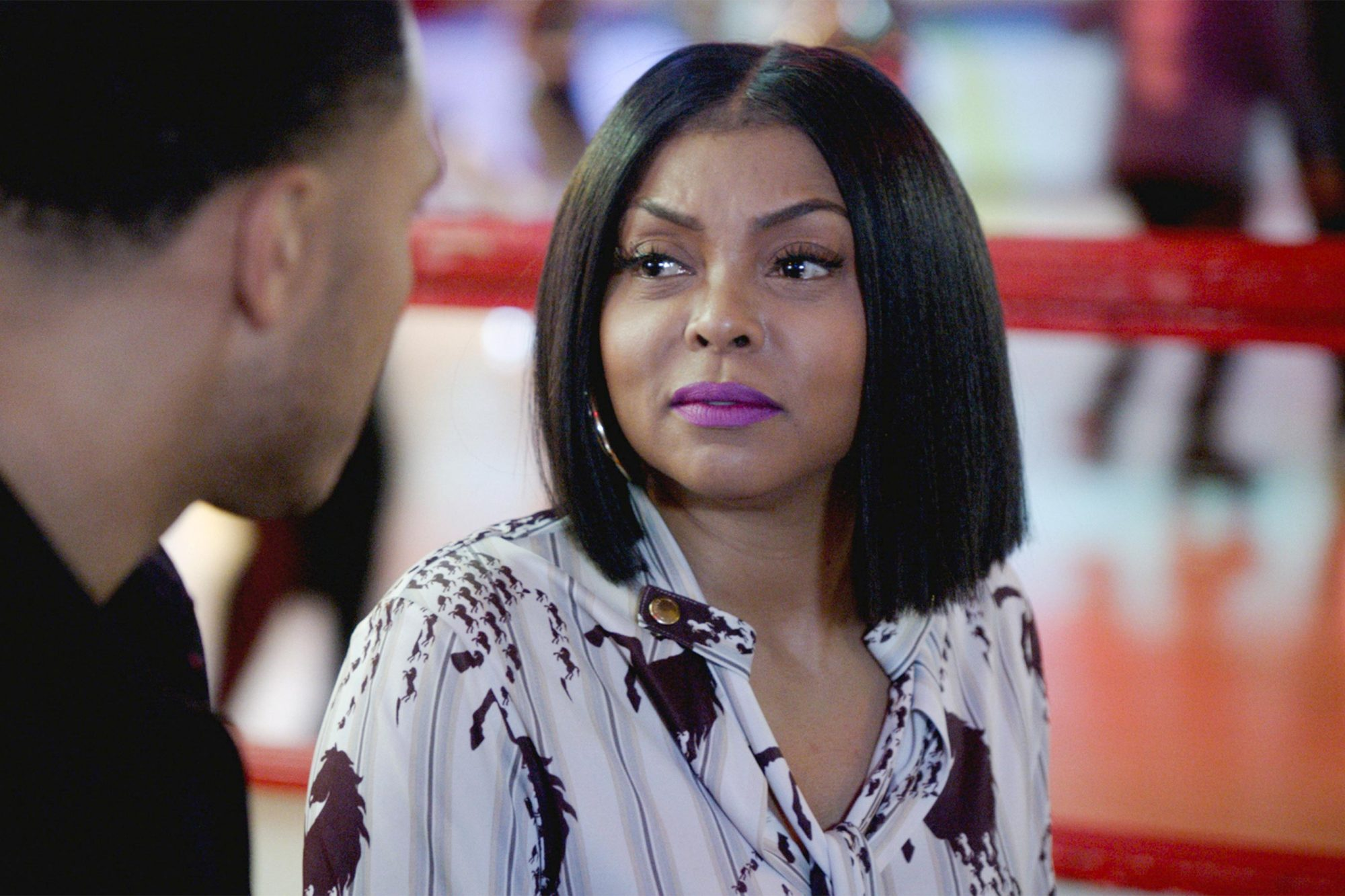 "EMPIRE: Taraji P. Henson in the ""My Fate Cries Out"" episode of EMPIRE airing Wednesday, May 1 (8:00-9:00 PM ET/PT) on FOX. ©2019 Fox Media LLC CR: Chuck Hodes/FOX."