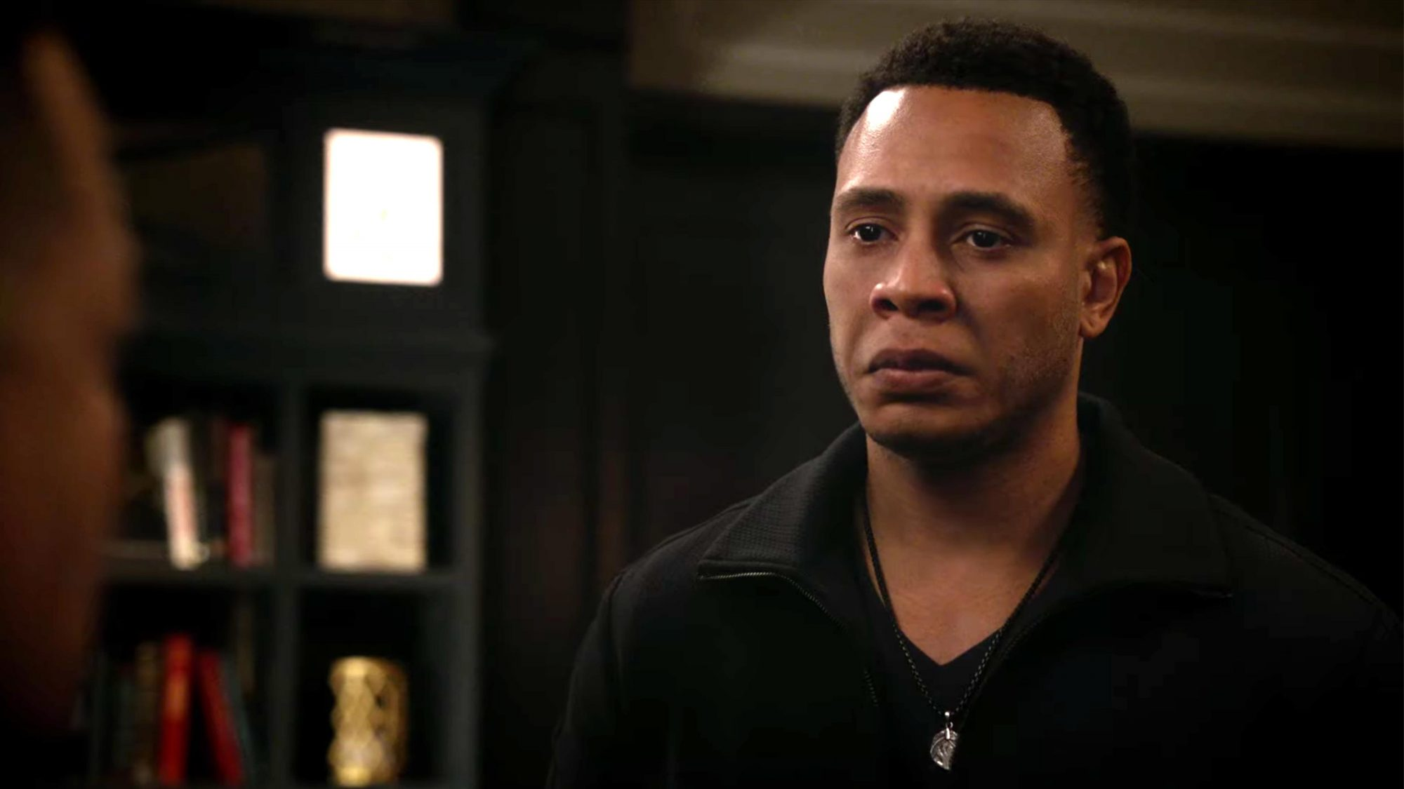 Andre Wants To End His Own Life | Season 5 Ep. 17 | EMPIRE (screen grab) Trai Byers https://www.youtube.com/watch?v=B1JpZzoJwNY CR: FOX