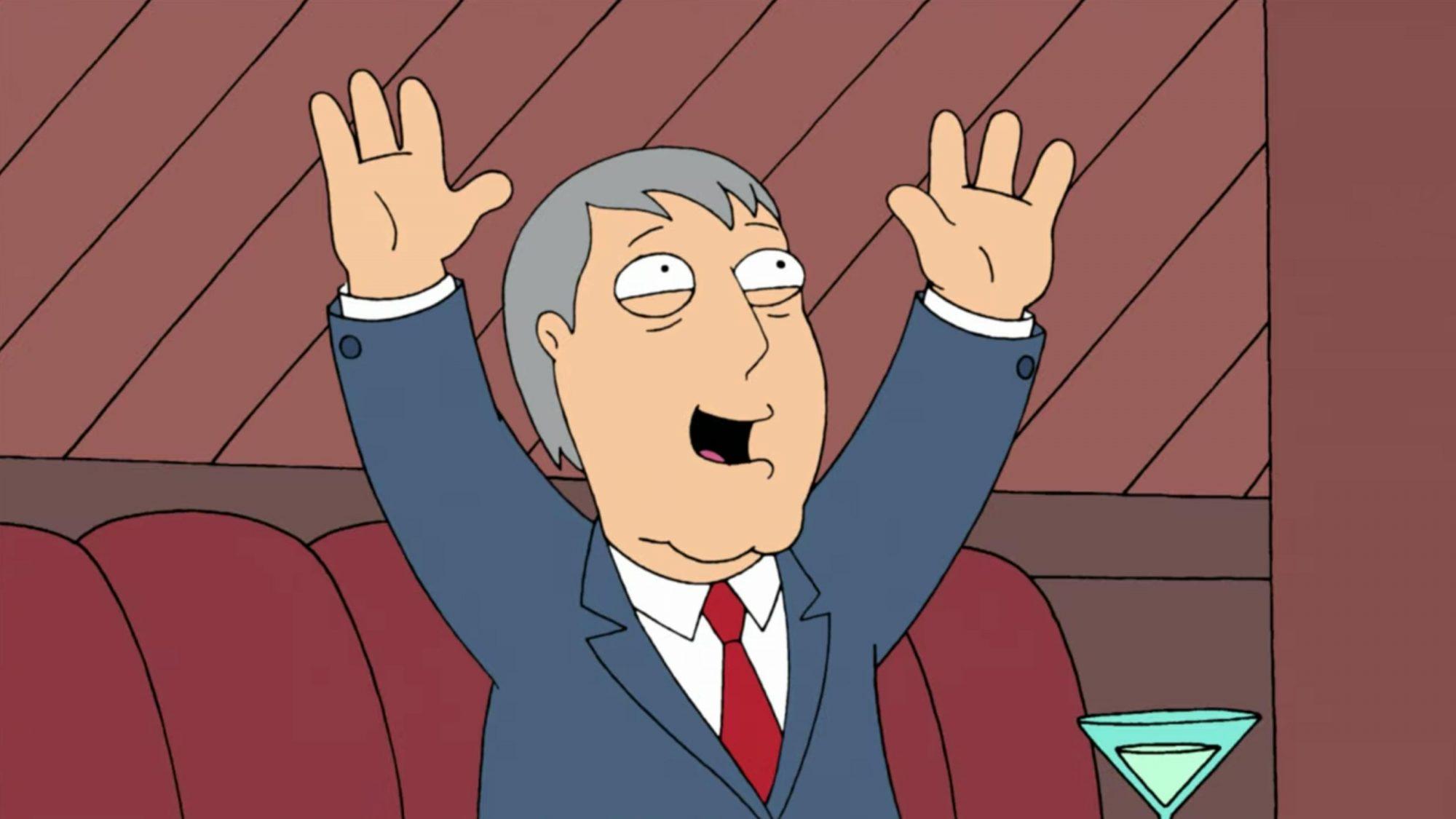 Family Guy (screen grab) CR: FOX