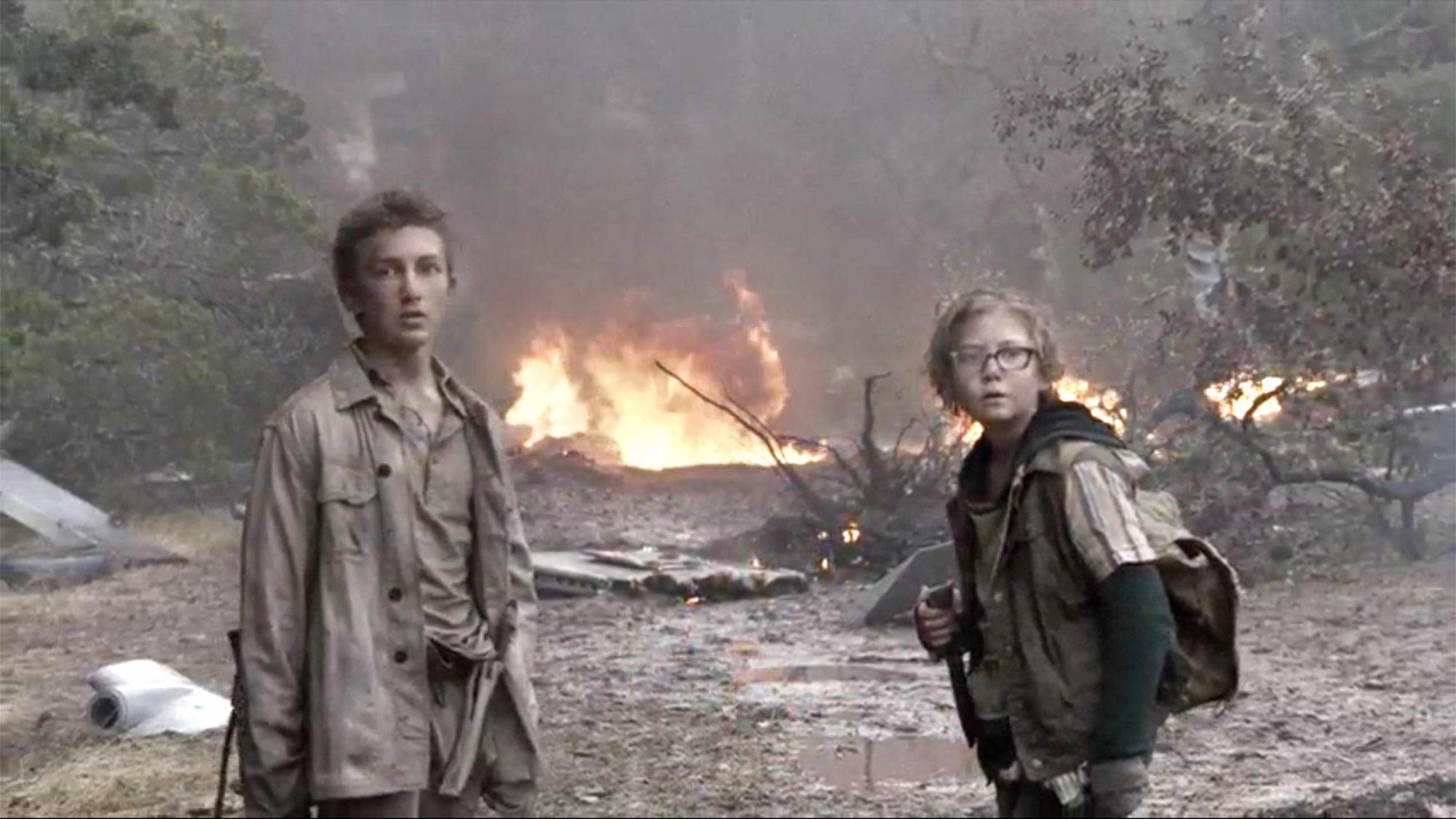 Fear the Walking Dead (screen grab) Season 5, Episode 1 CR: AMC