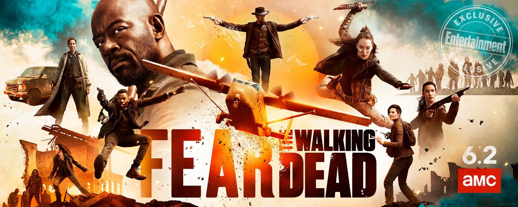 Fear the Walking Dead key art CR: AMC