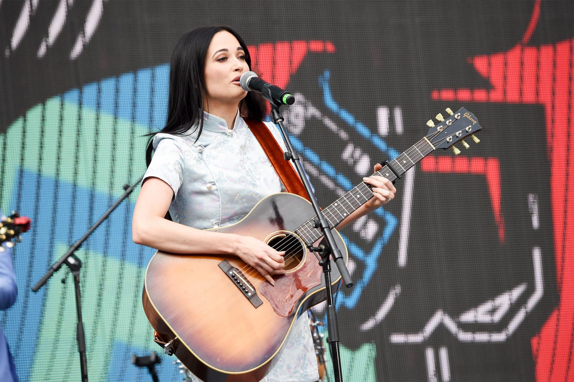 JOHANNESBURG, SOUTH AFRICA - DECEMBER 02: Kacey Musgraves performs during the Global Citizen Festival: Mandela 100 at FNB Stadium on December 2, 2018 in Johannesburg, South Africa. (Photo by Kevin Mazur/Getty Images for Global Citizen Festival: Mandela 100)