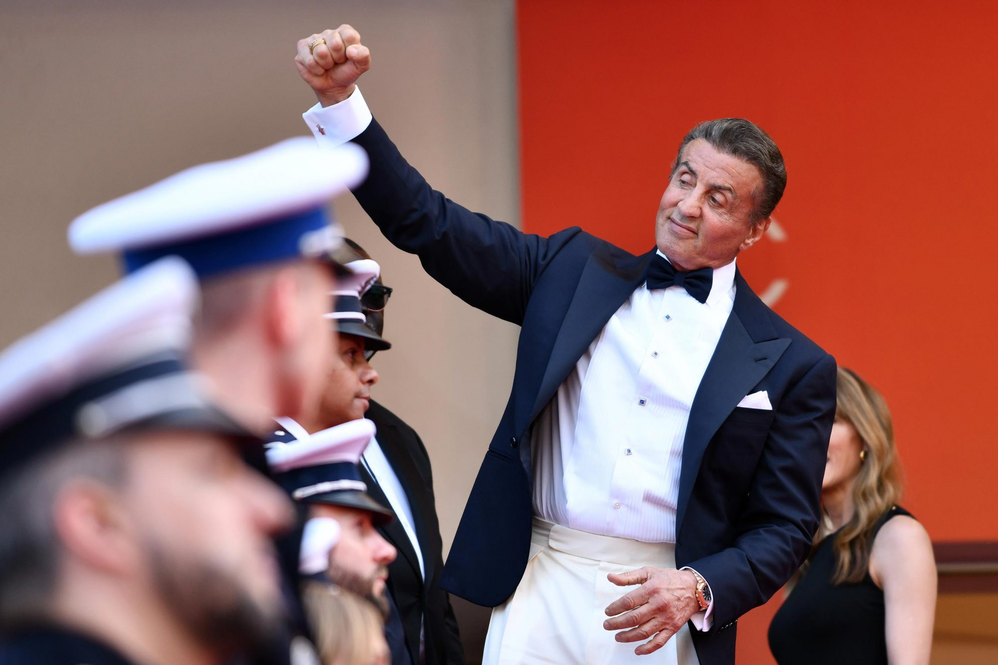72nd Cannes Film Festival, Closing Award Ceremony Arrivals