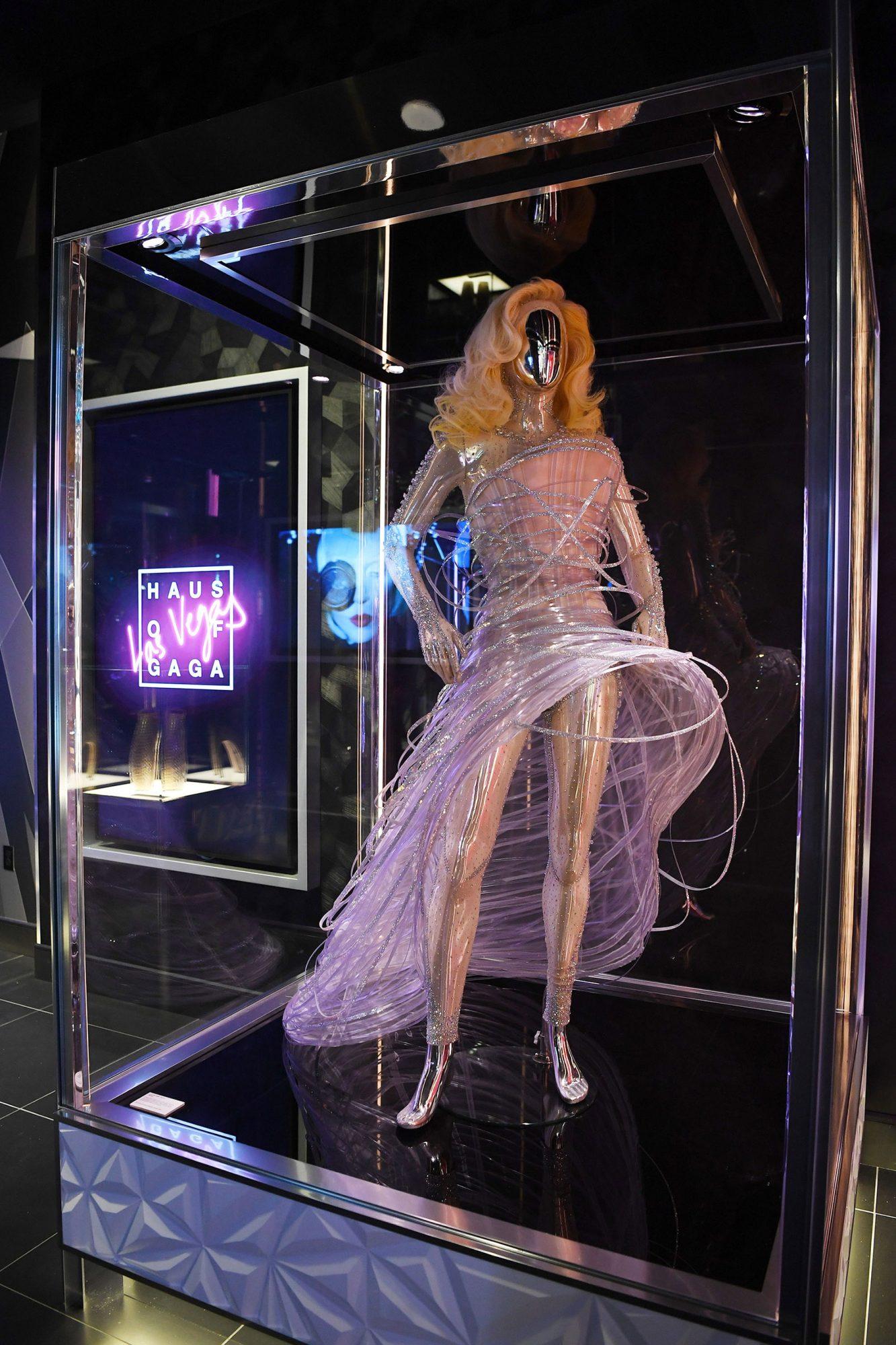 HAUS OF GAGA / LAS VEGAS Opening At Park MGM