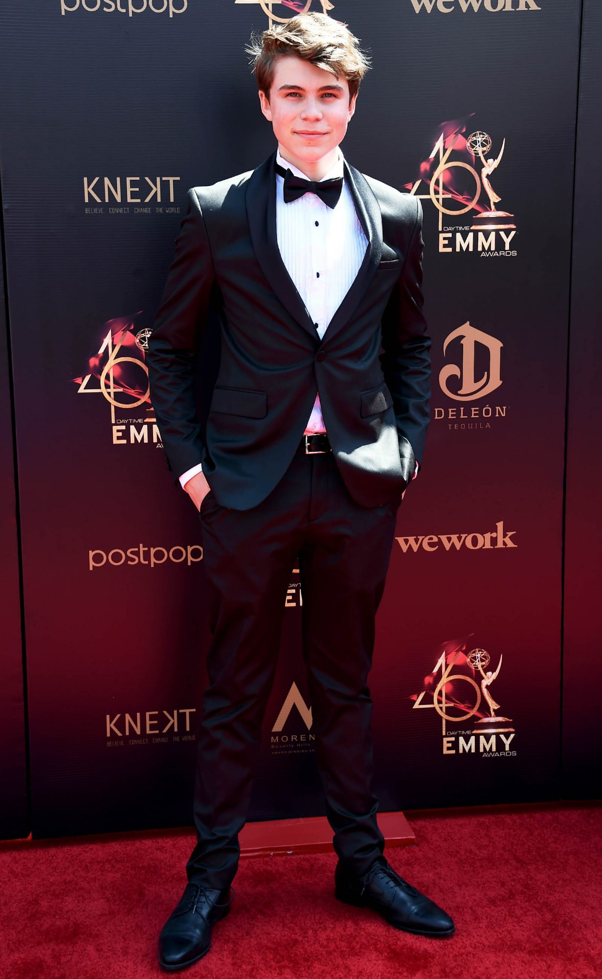 William Lipton attends the 46th annual Daytime Emmy Awards