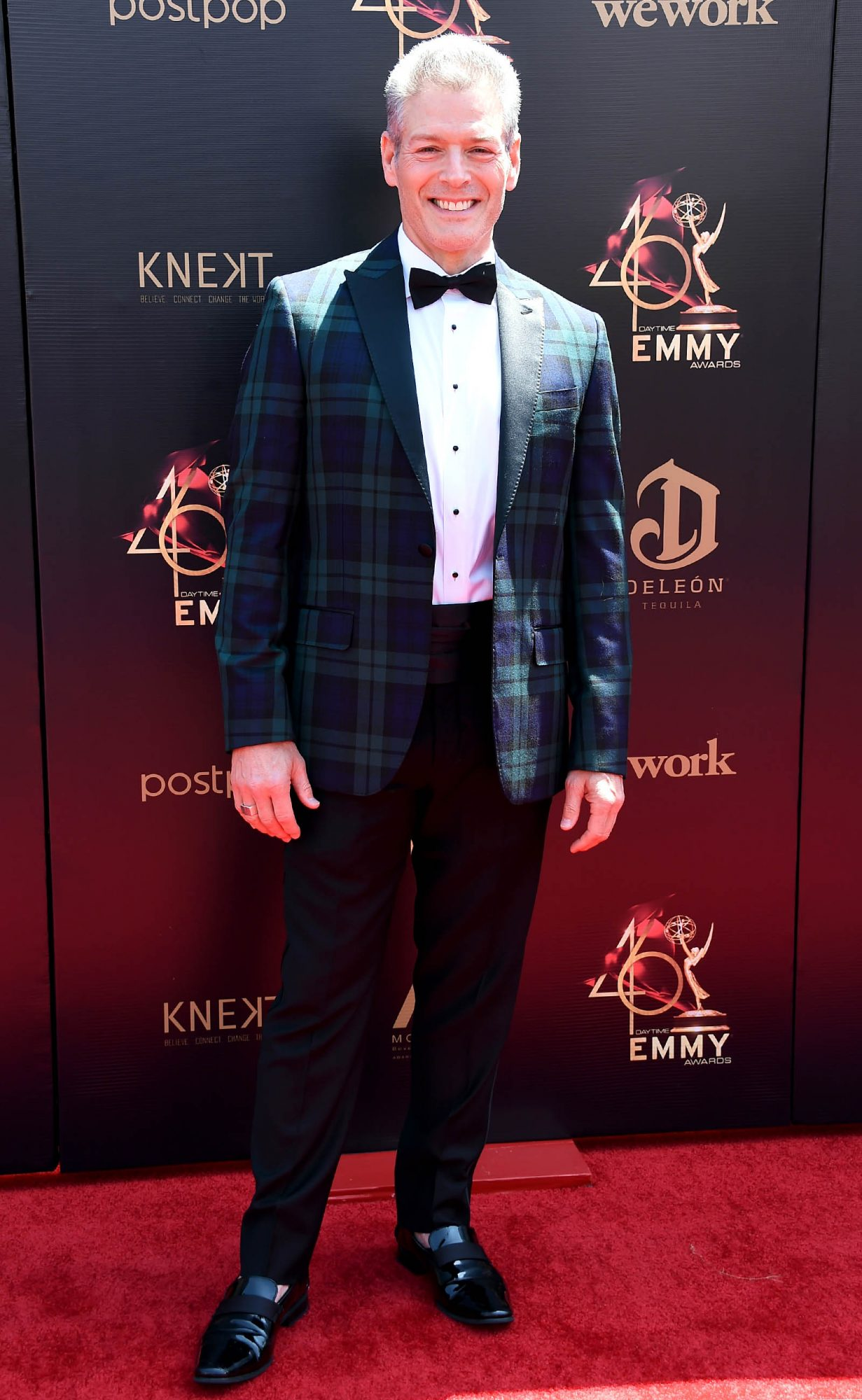 Kevin Spirtas attends the 46th annual Daytime Emmy Awards