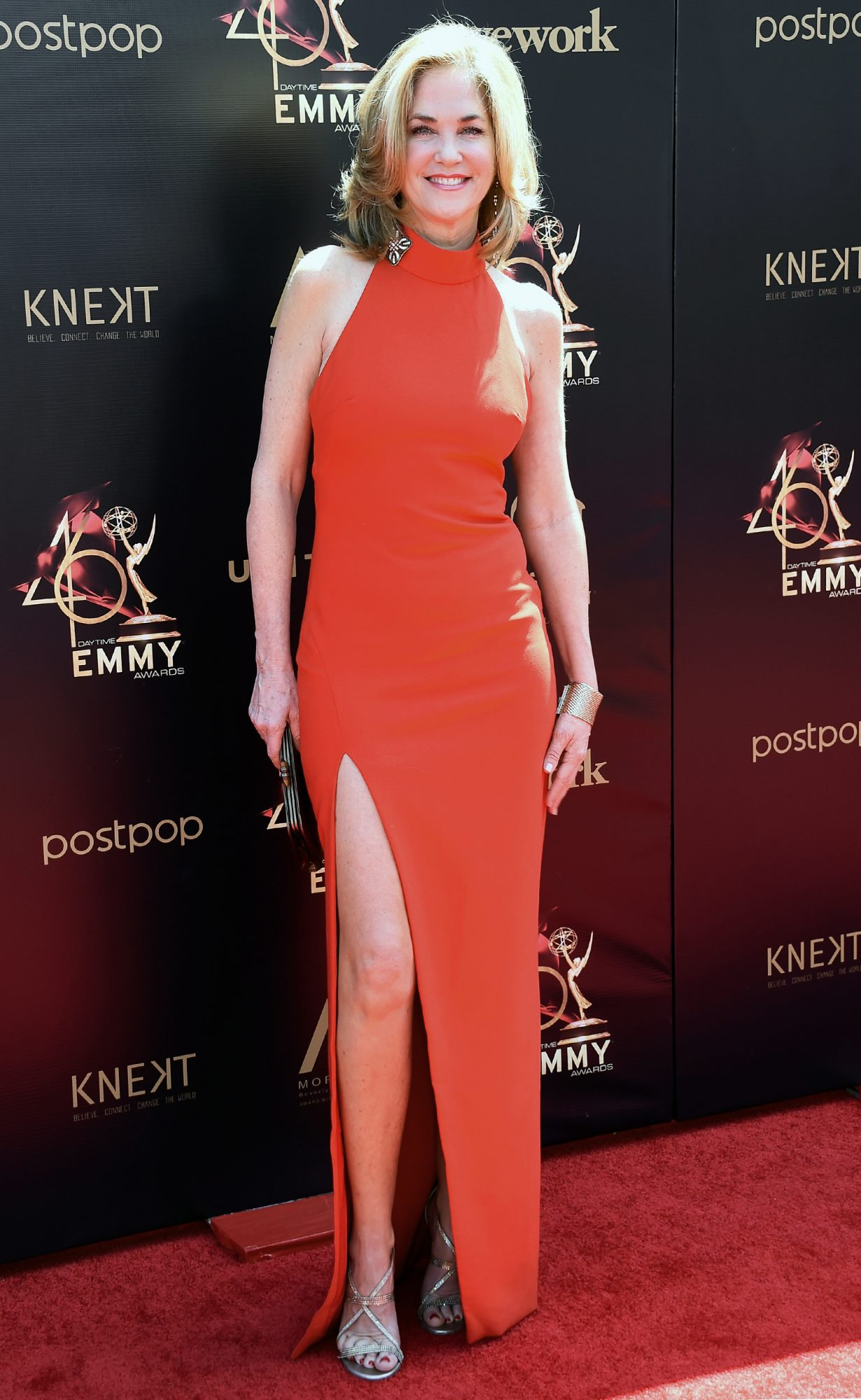 Kassie DePaiva attends the 46th annual Daytime Emmy Awards