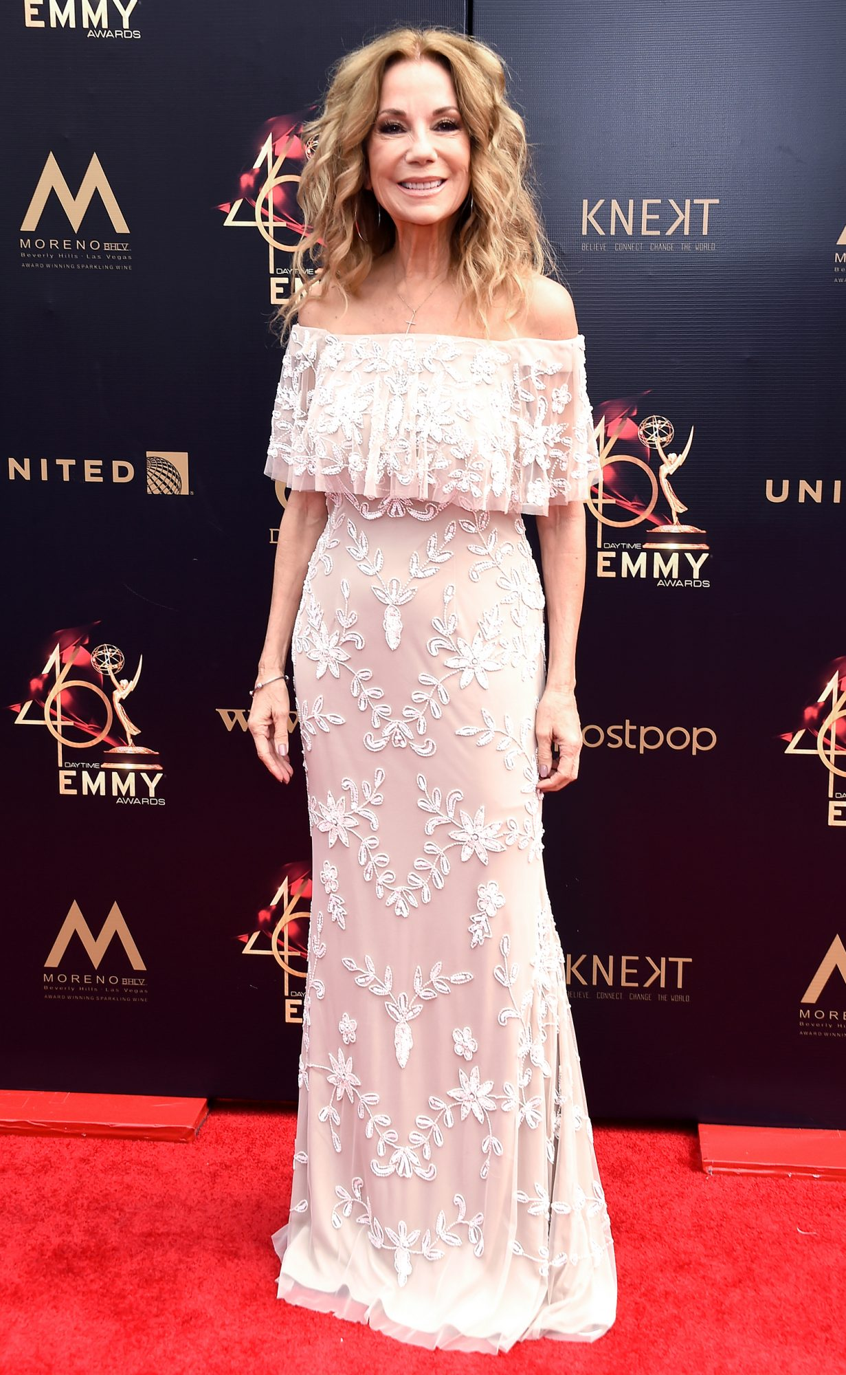 Kathie Lee Gifford attends the 46th annual Daytime Emmy Awards
