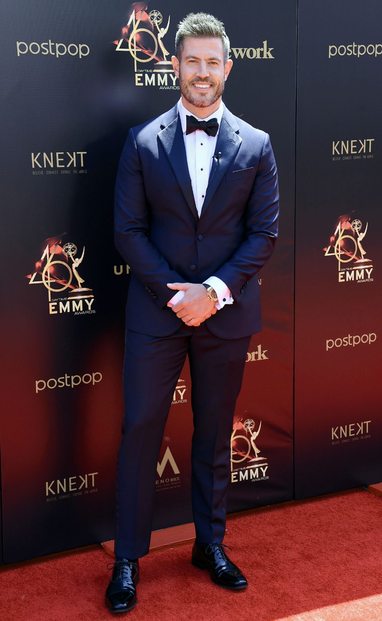 Jesse Palmer attends the 46th annual Daytime Emmy Awards