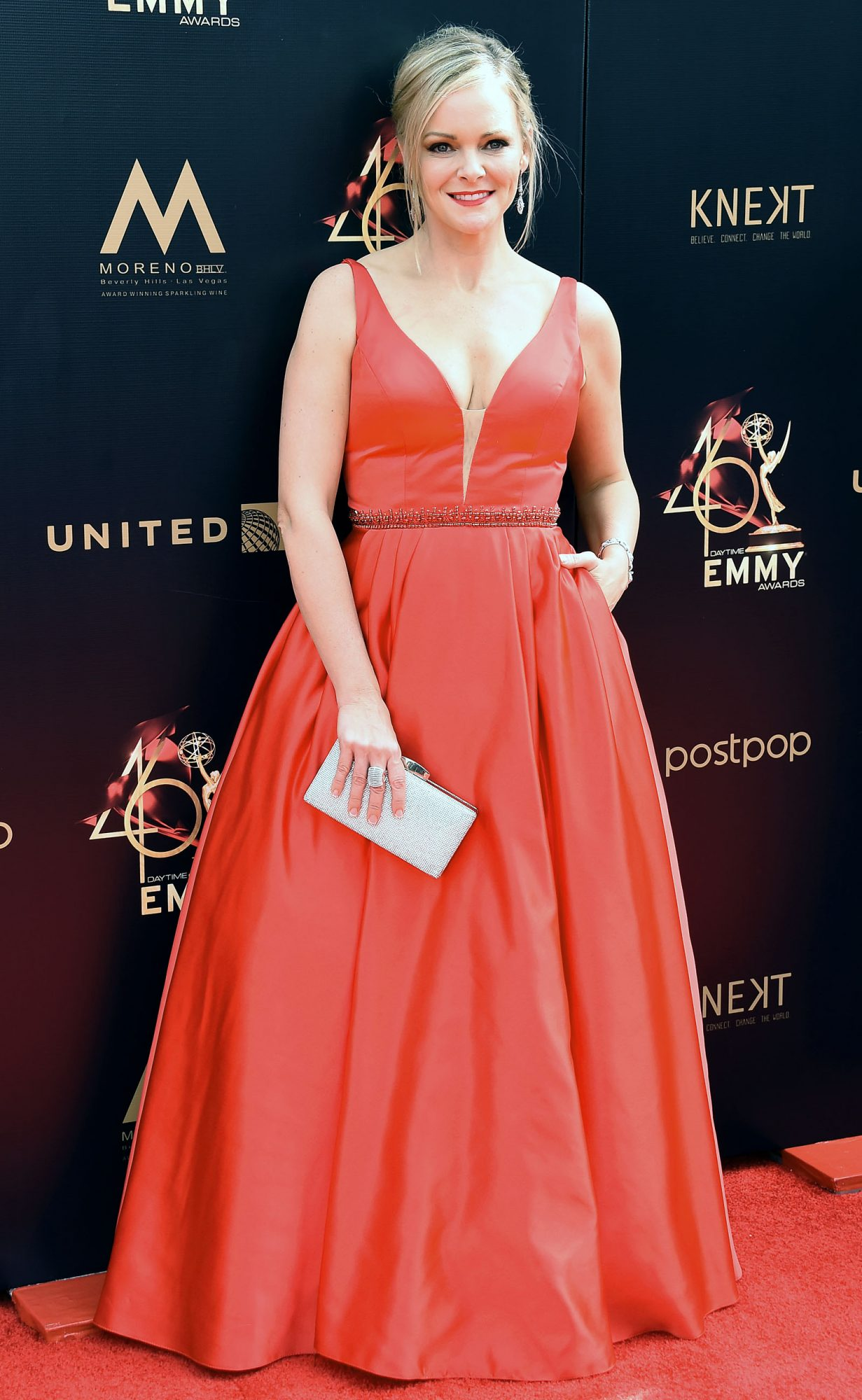 Martha Madison attends the 46th annual Daytime Emmy Awards