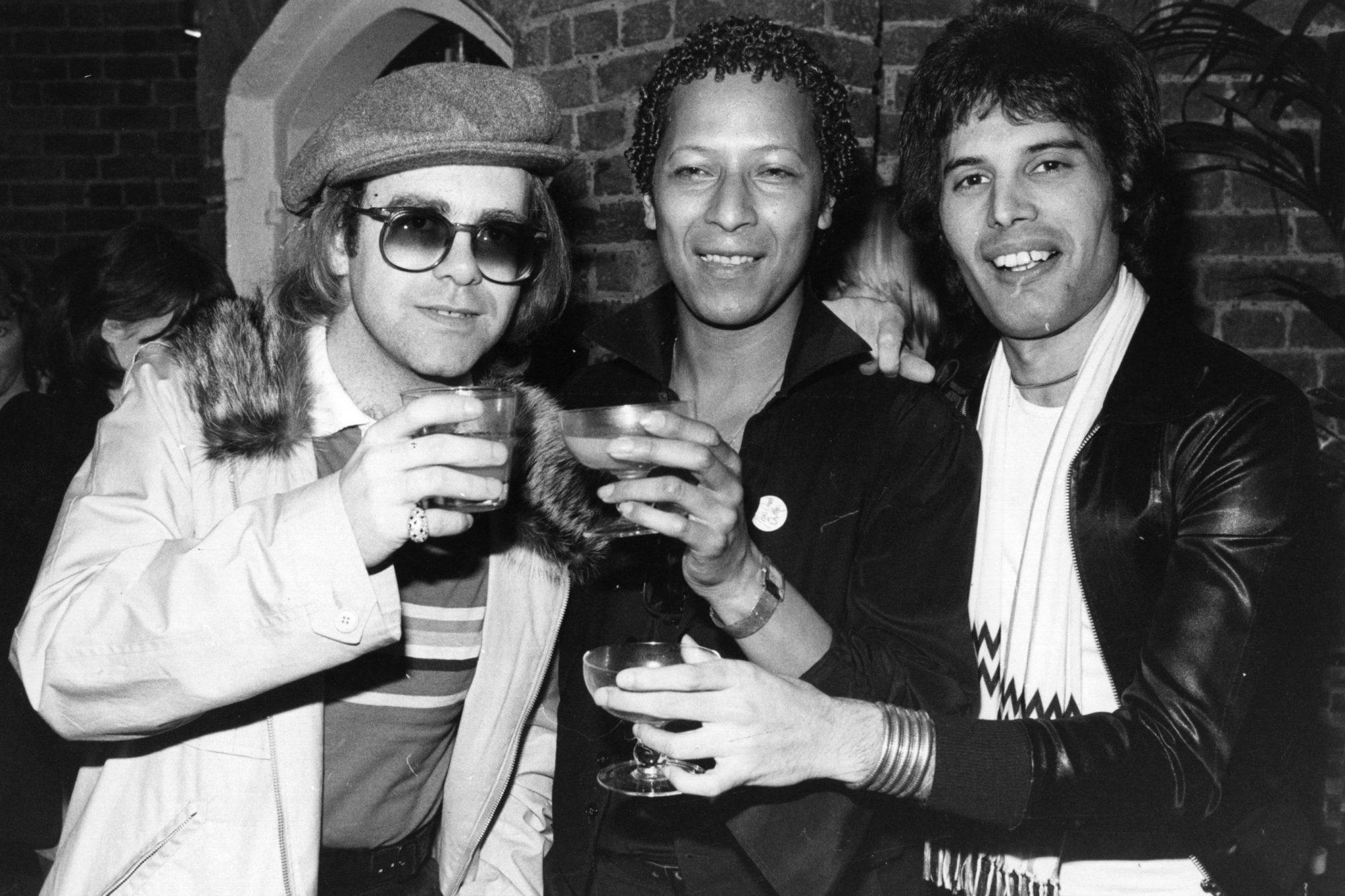 John, Peter & Freddie