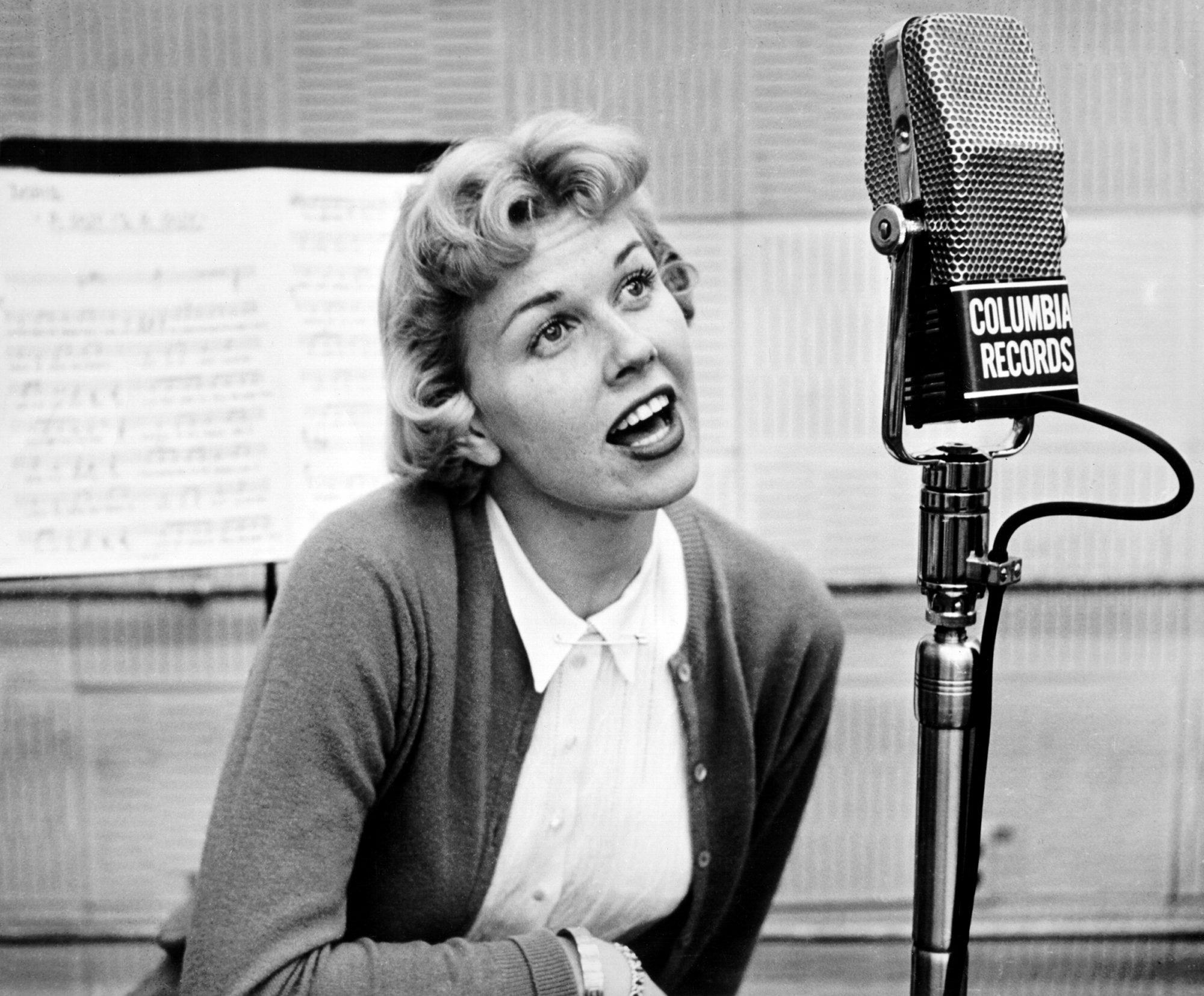 Photo of Doris Day