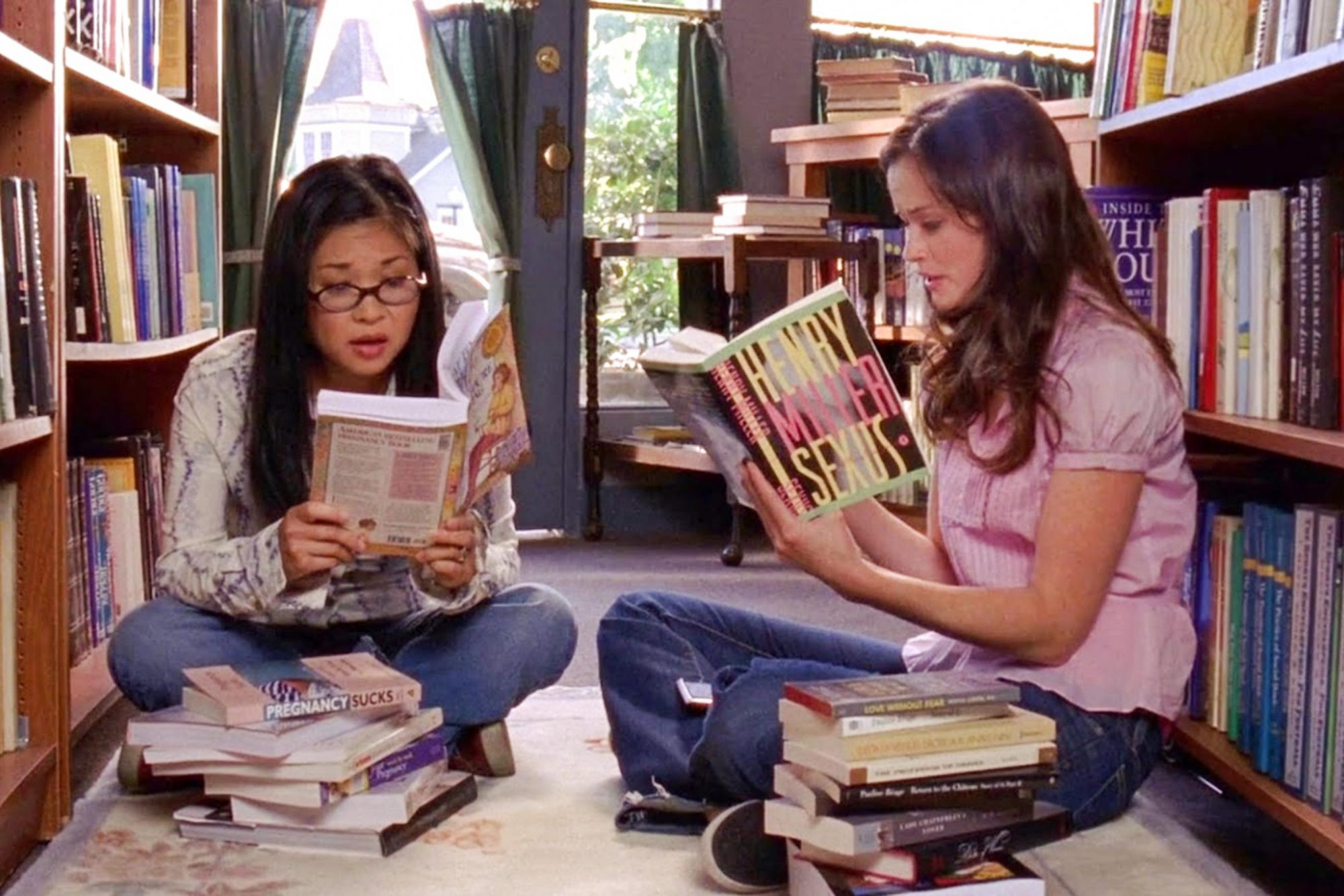 Stars Hollow Books, Gilmore Girls