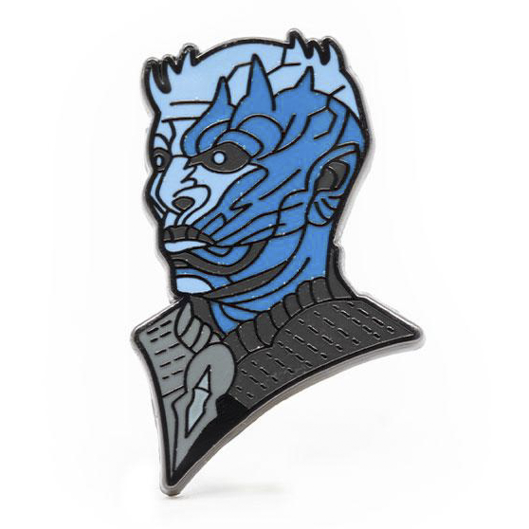 Robert Ball Exclusive Night King Pin from Game of Thrones https://shop.hbo.com/products/robert-ball-night-king-pin-from-game-of-thrones CR: HBO Shop