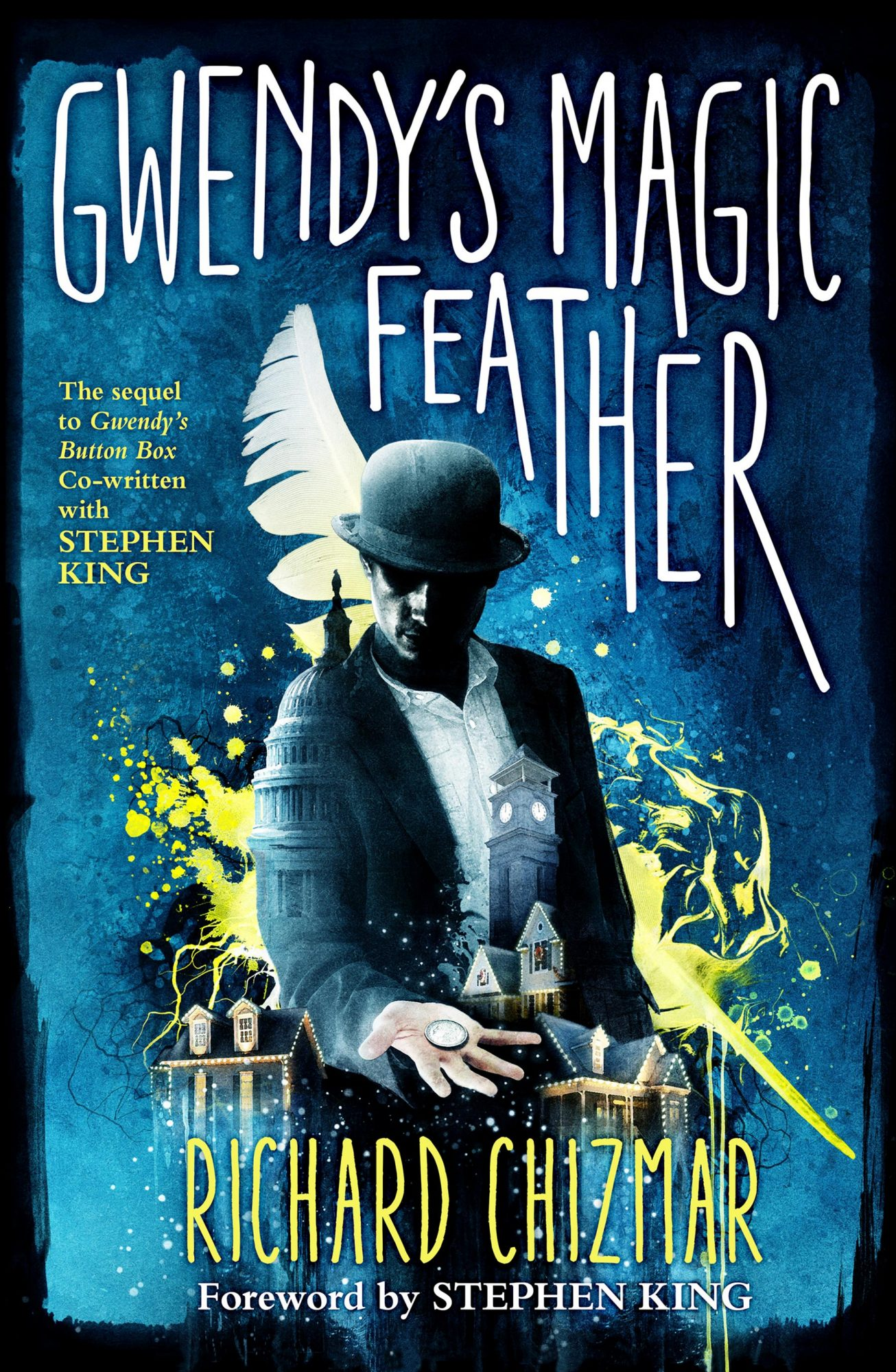 Gwendy's Magic Feather CR: Cemetery Dance Publications