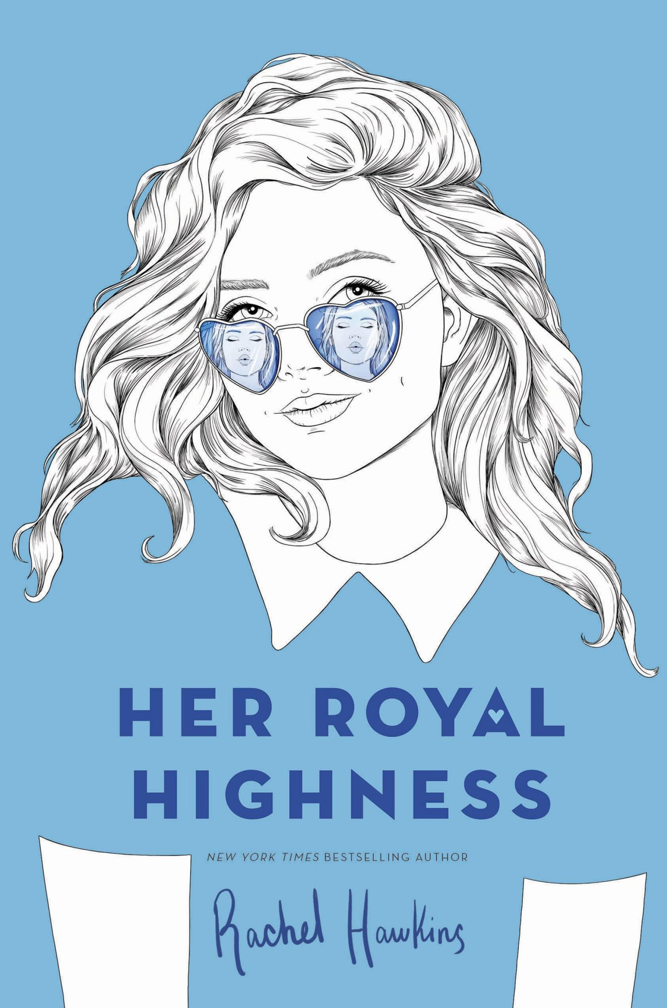 Her Royal Highness by Rachel Hawkins CR: Penguin