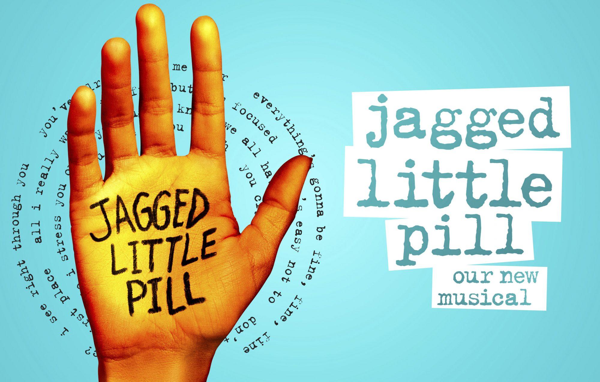 Jagged Little Pill key artCR: Vivacity Media Group