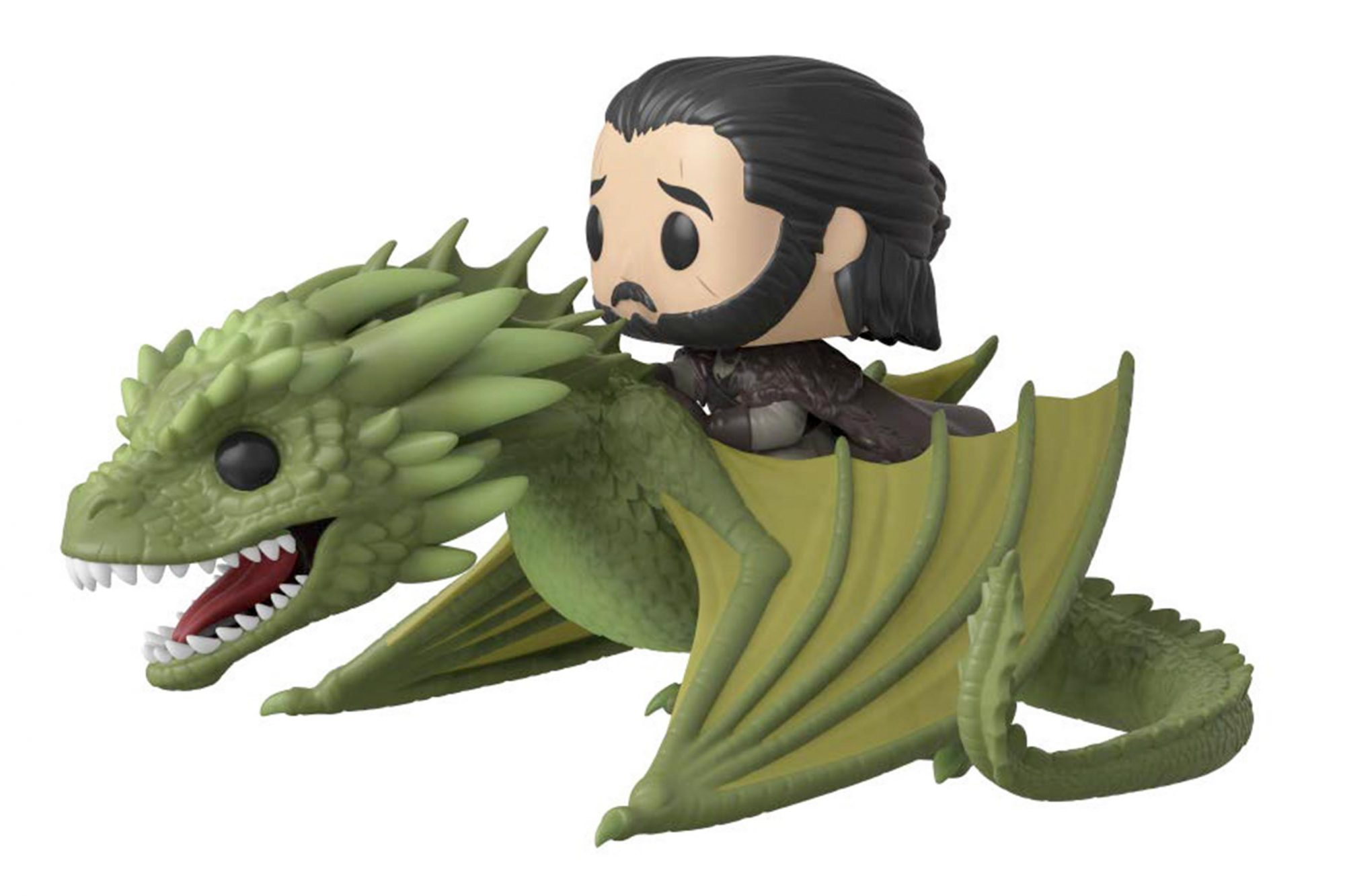 Funko Pop! Rides TV: Game of Thrones, Jon Snow with Rhaegal