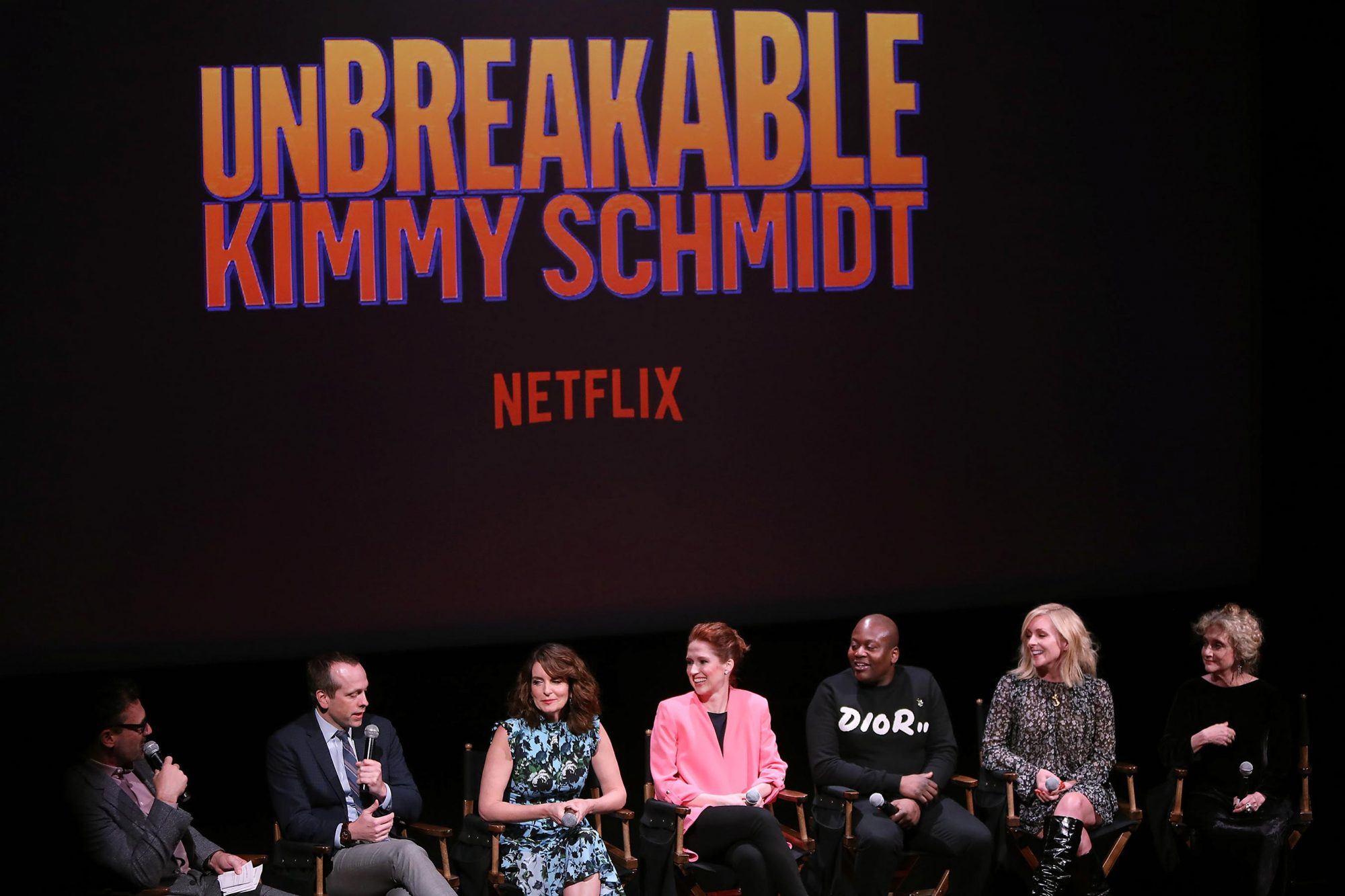 """Unbreakable Kimmy Schmidt"" Screening and Q&A with Cast and Creators"