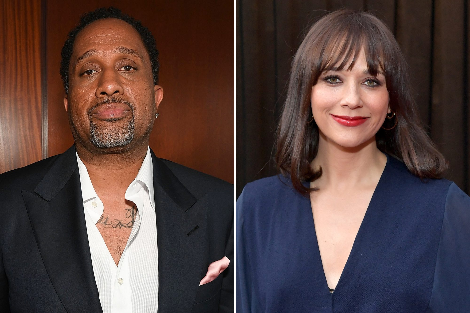 Kenya Barris; Rashida Jones