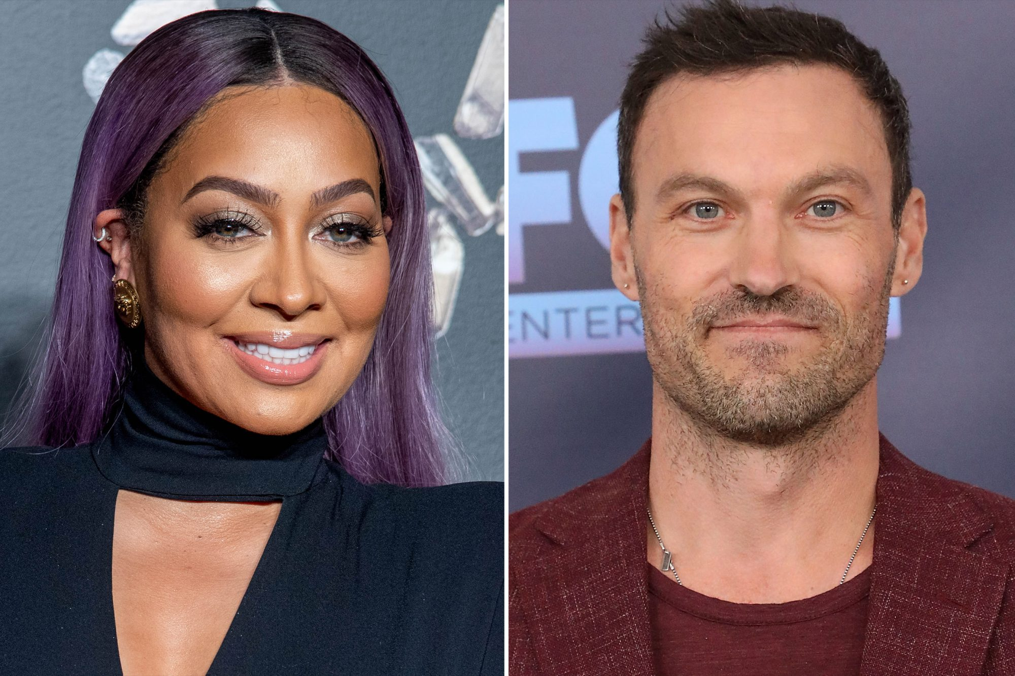 La La Anthony; Brian Austin Green