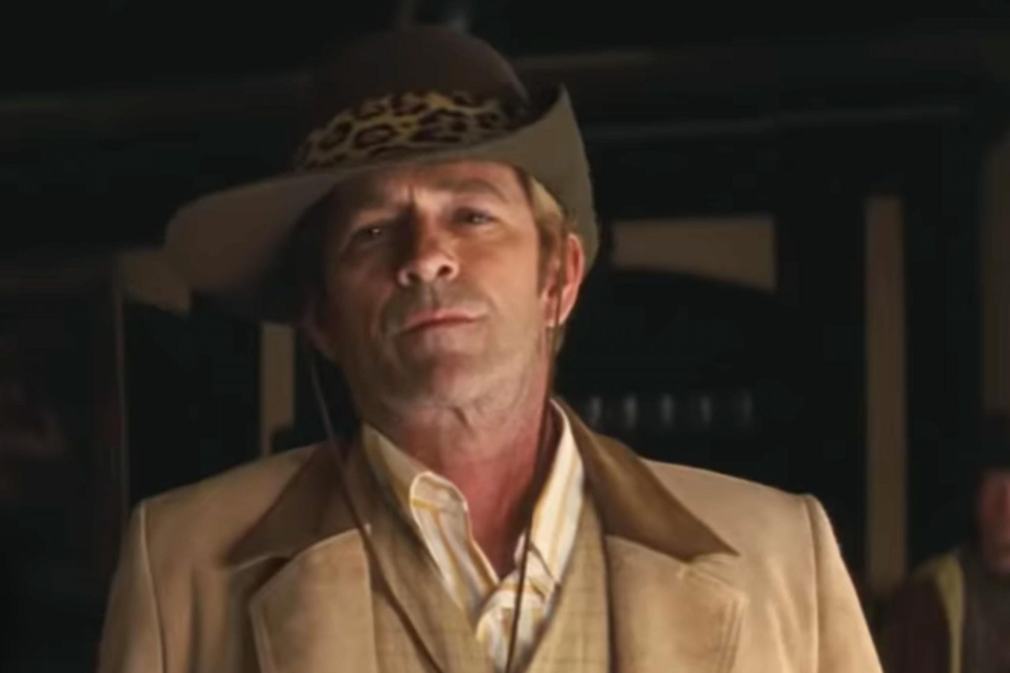 ONCE UPON A TIME IN HOLLYWOOD - Official Trailer (screen grab) Luke Perry https://www.youtube.com/watch?v=ELeMaP8EPAA CR: Sony