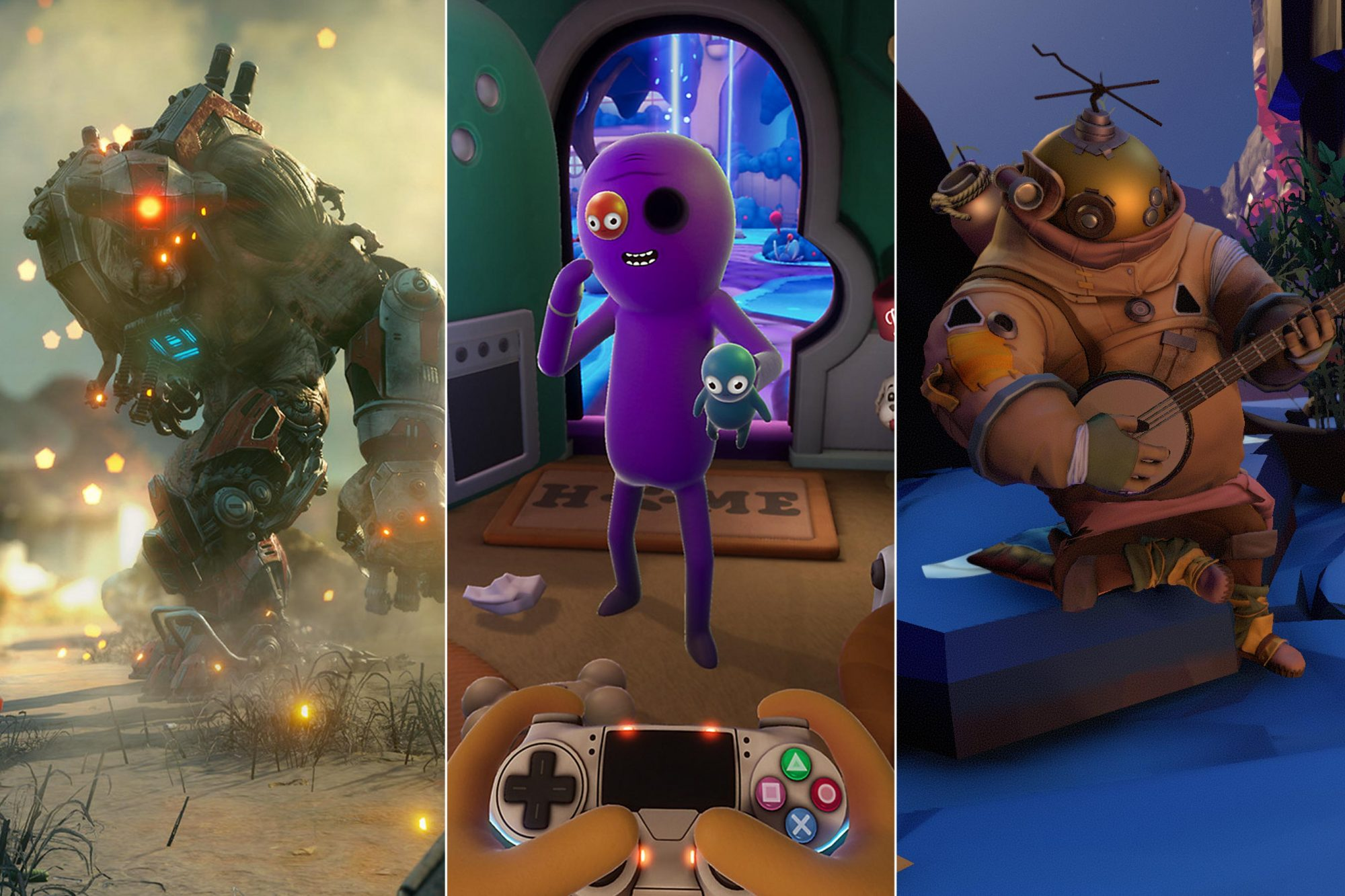 Rage 2, Trover Saves the Universe, Outer Wilds