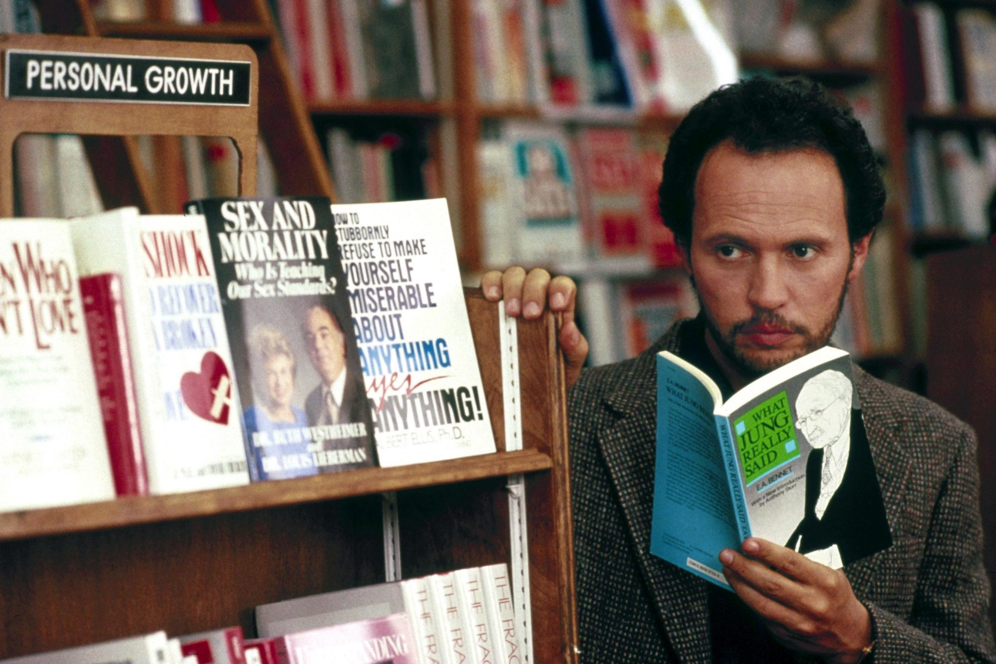 WHEN HARRY MET SALLY..., Billy Crystal, 1989, (c) Columbia/courtesy Everett Collection