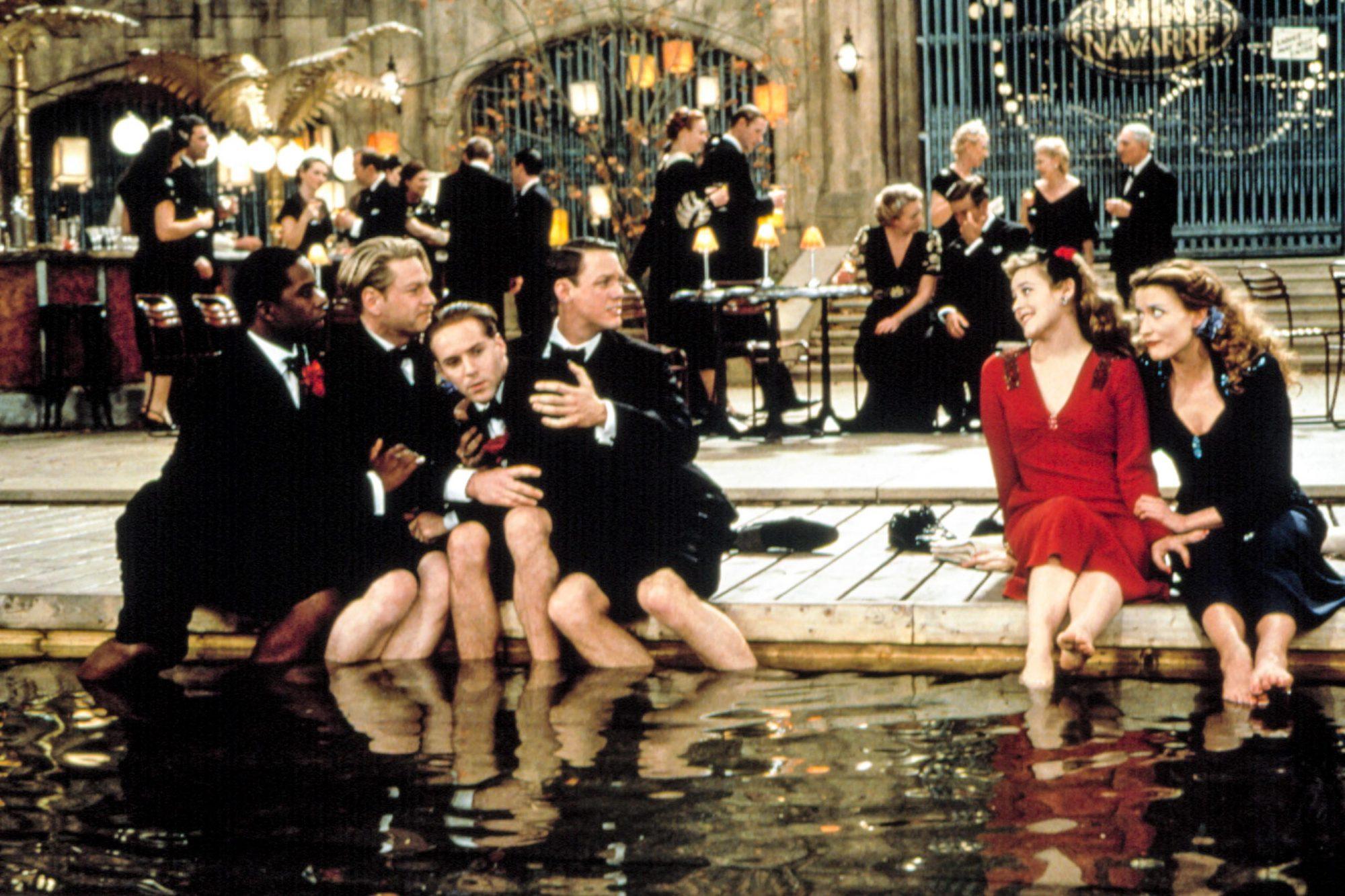 LOVE'S LABOUR'S LOST, Kenneth Branagh, Adrian Lester, Matthew Lillard, Alicia Silverstone, Natascha