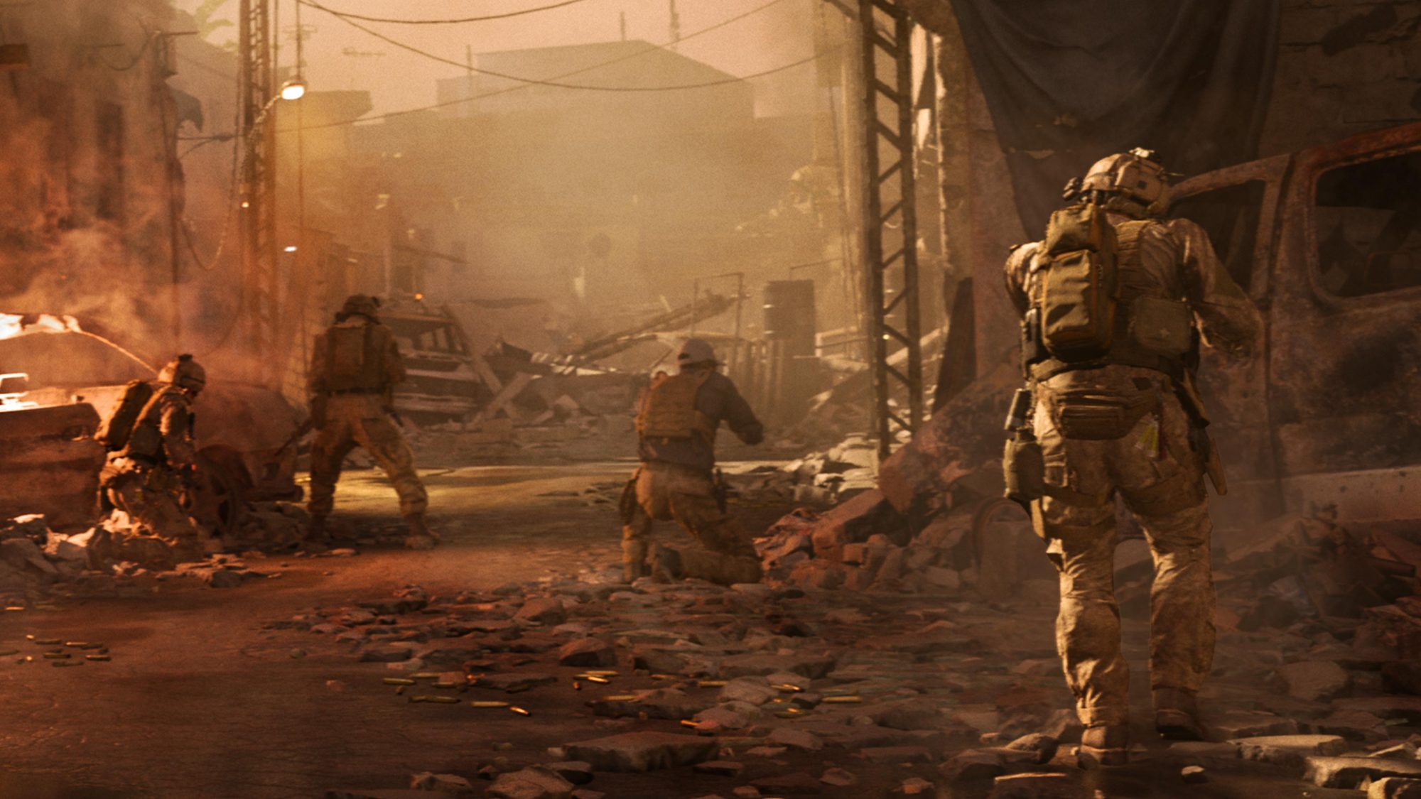 Call of Duty: Modern Warfare 2019 video game Credit: Infinity Ward/Activision