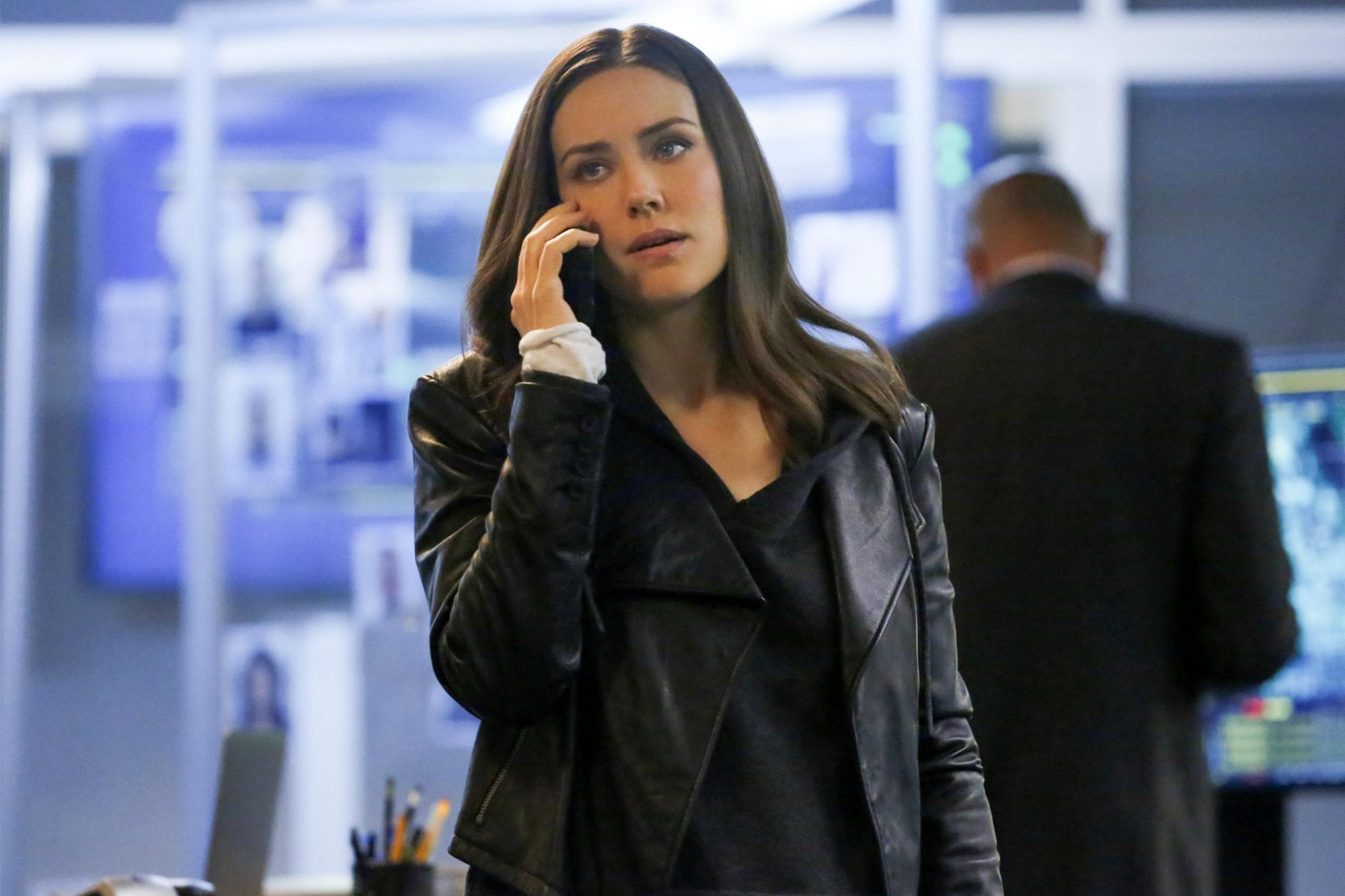 "THE BLACKLIST -- ""Anna McMahon (#60)"" Episode 621 -- Pictured: Megan Boone as Elizabeth Keen -- (Photo by: Will Hart/NBC)"