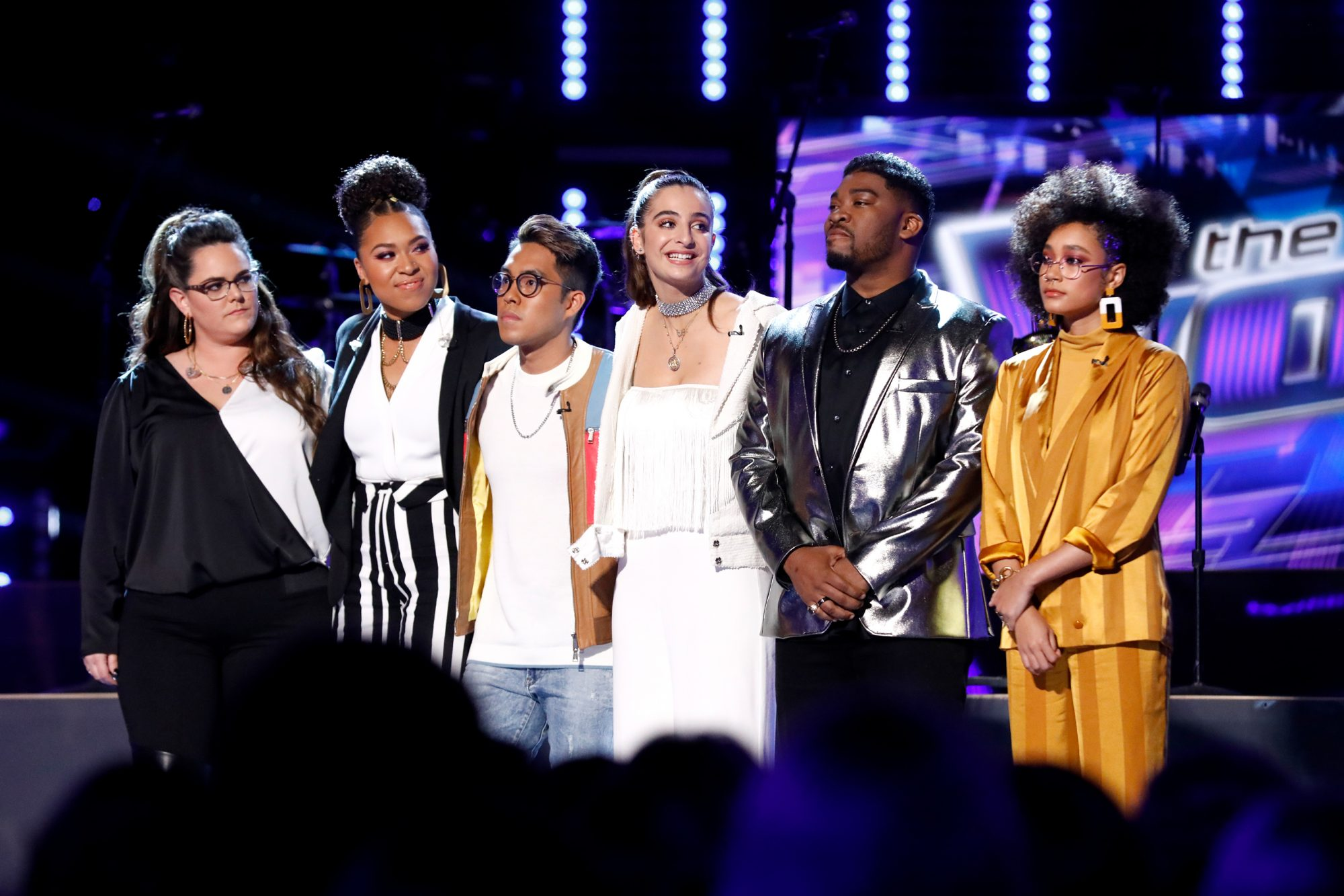 The Voice - Live Top 13 Results